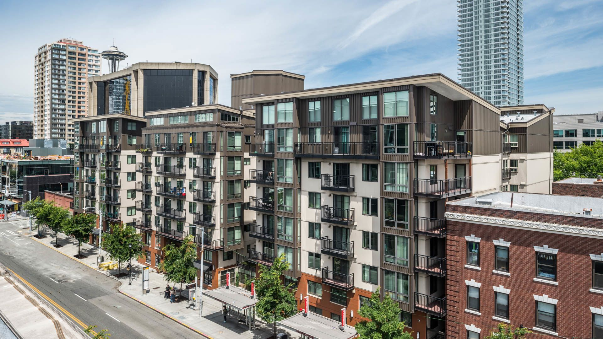 Moda Apartments In Belltown Ave Equityapartments Com