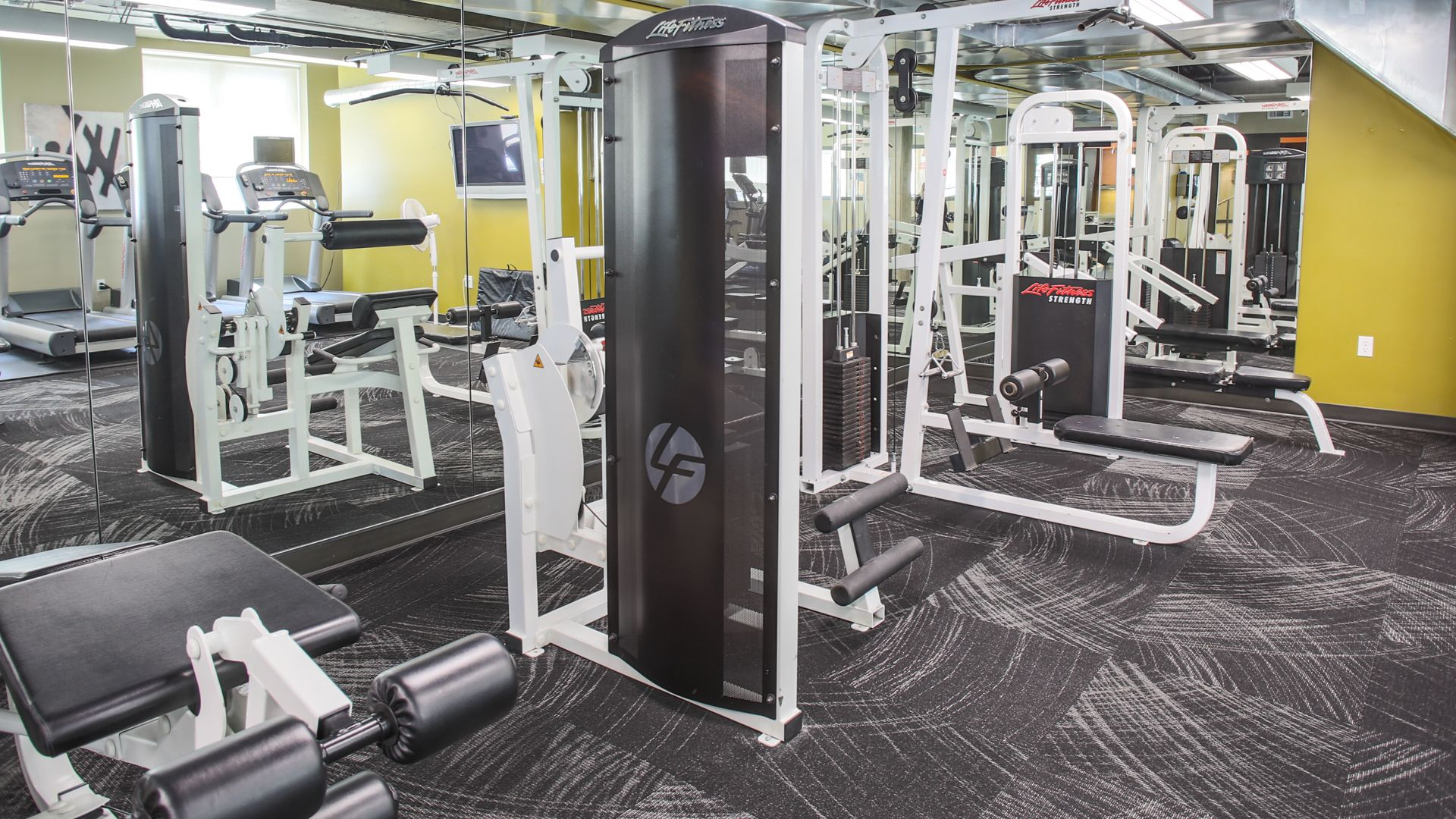 Moda Apartments - Fitness Center