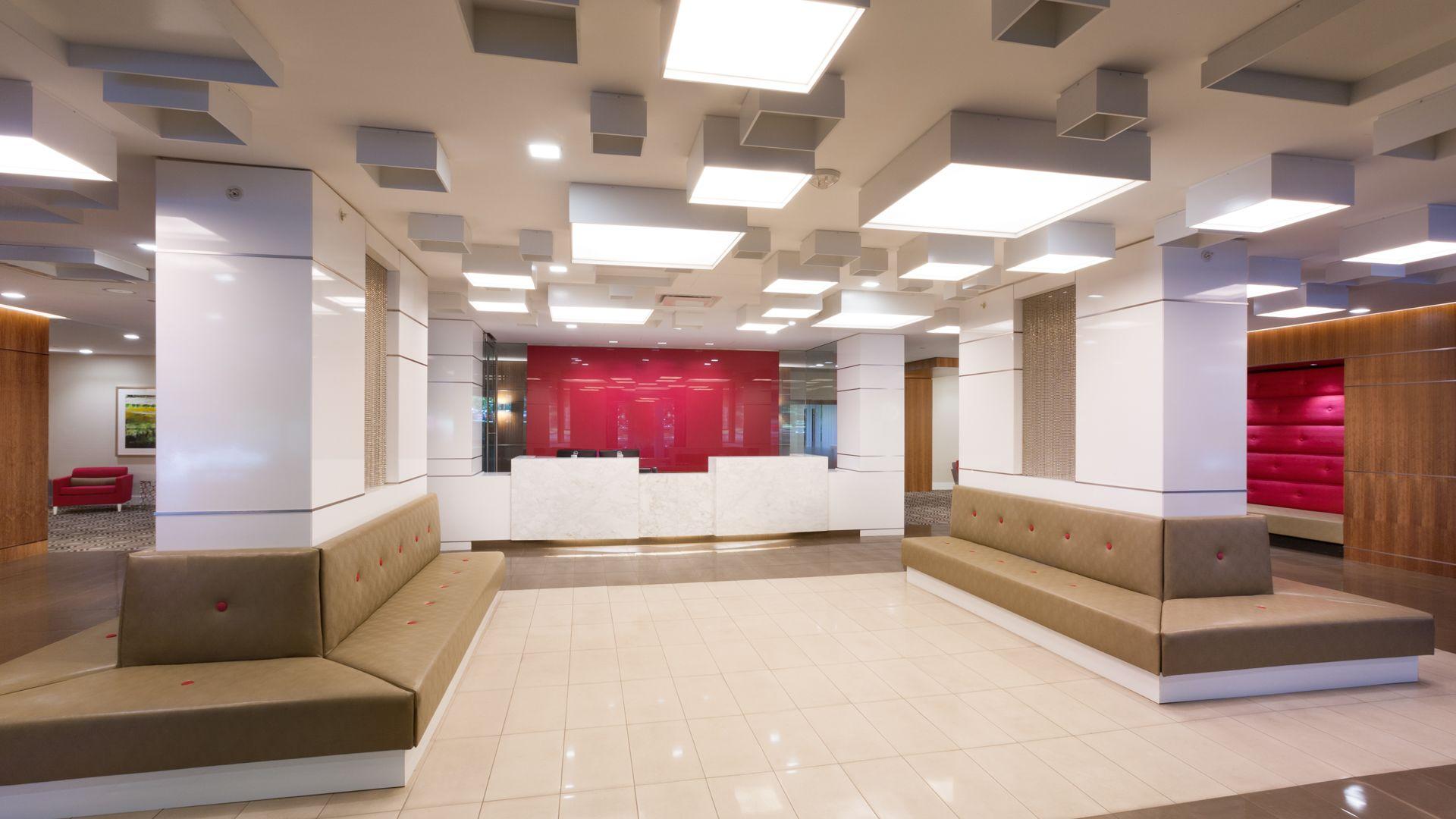 4701 Willard Apartments - Lobby