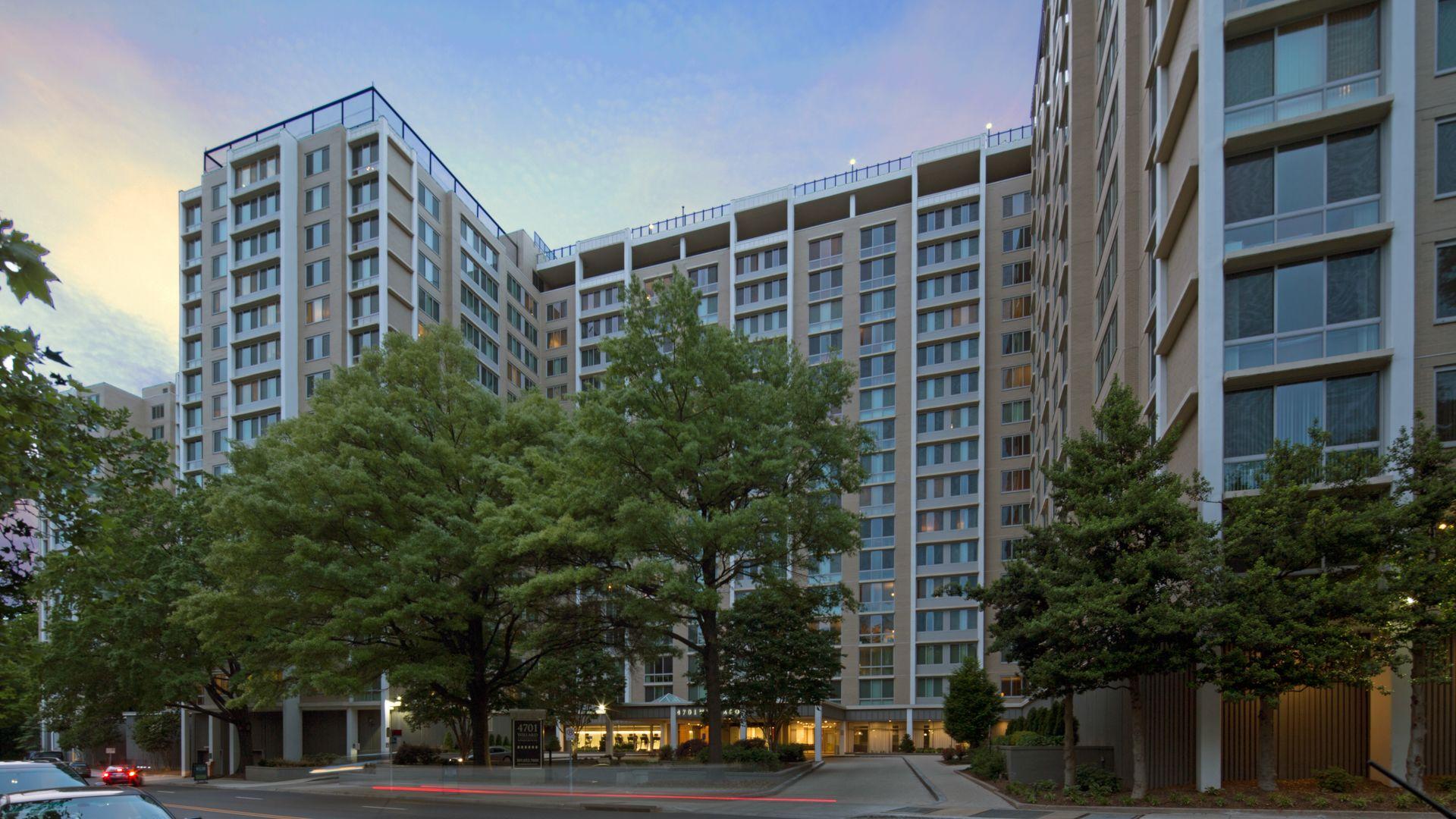 4701 Willard Apartments