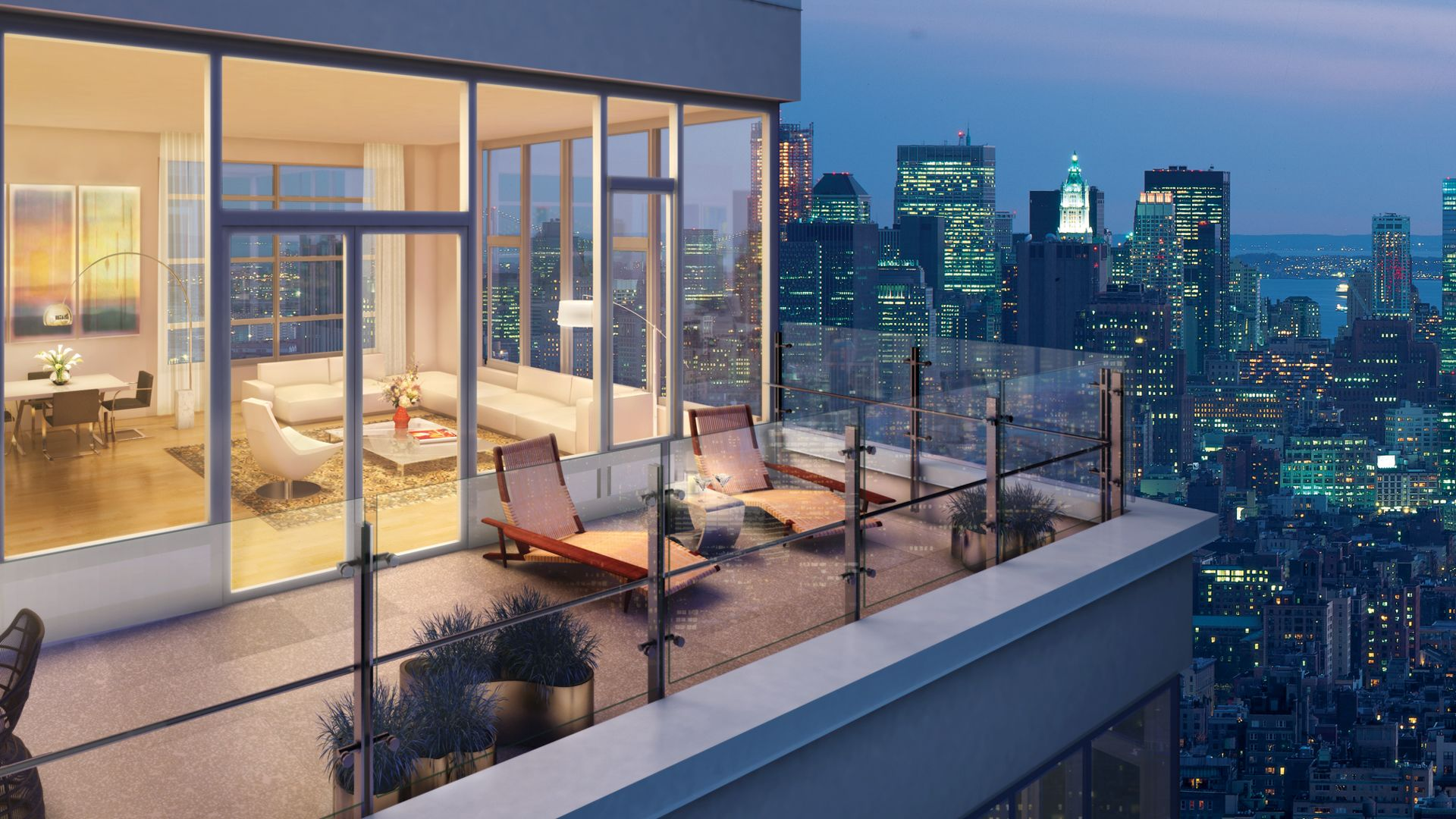 Luxurious NYC Apartments Are Very Expensive