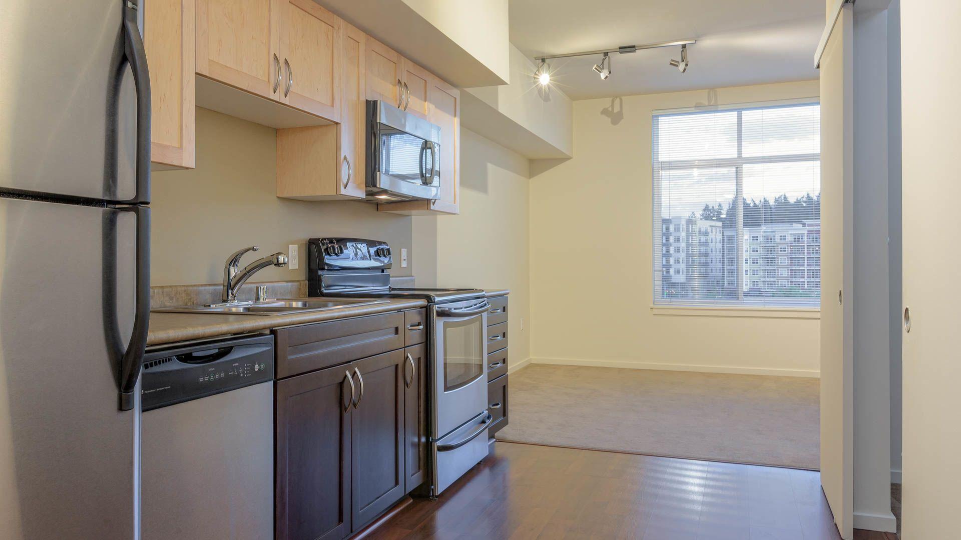Veloce Apartments - Kitchen