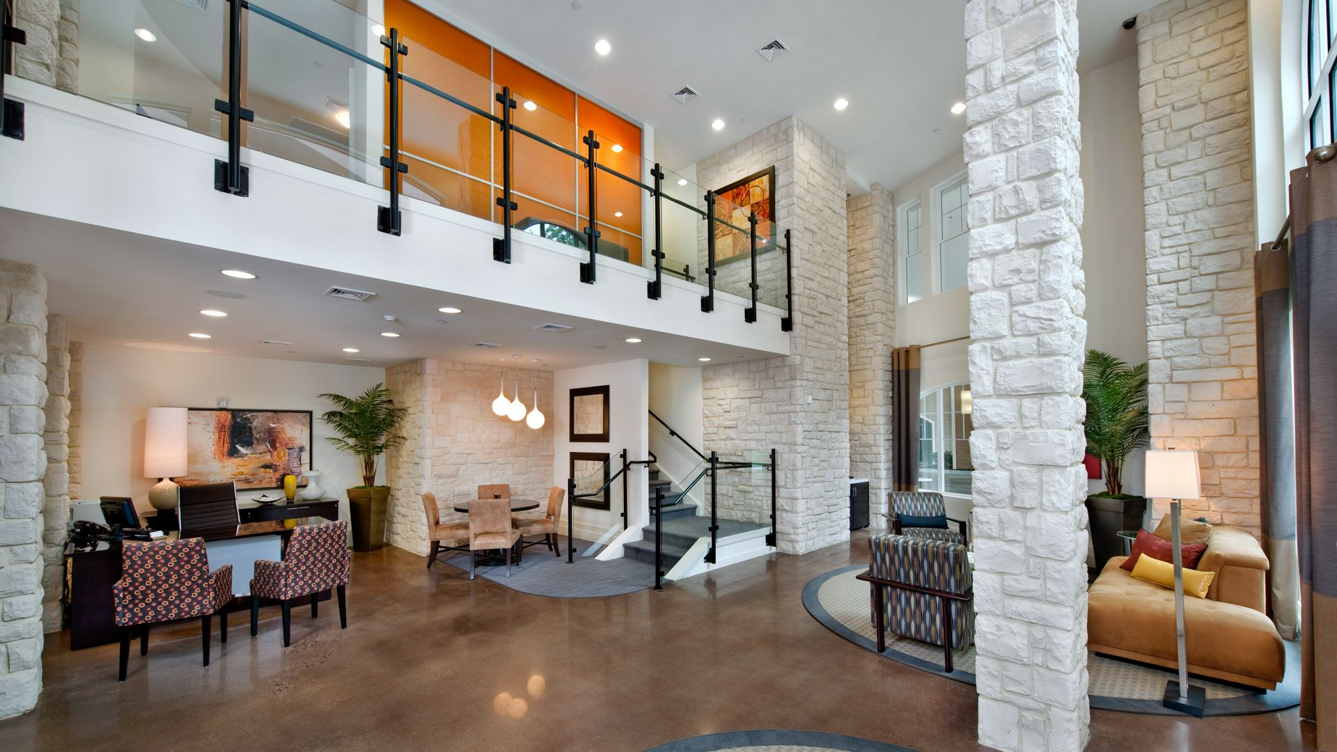 Westchester Rockville Station Apartments - Lobby