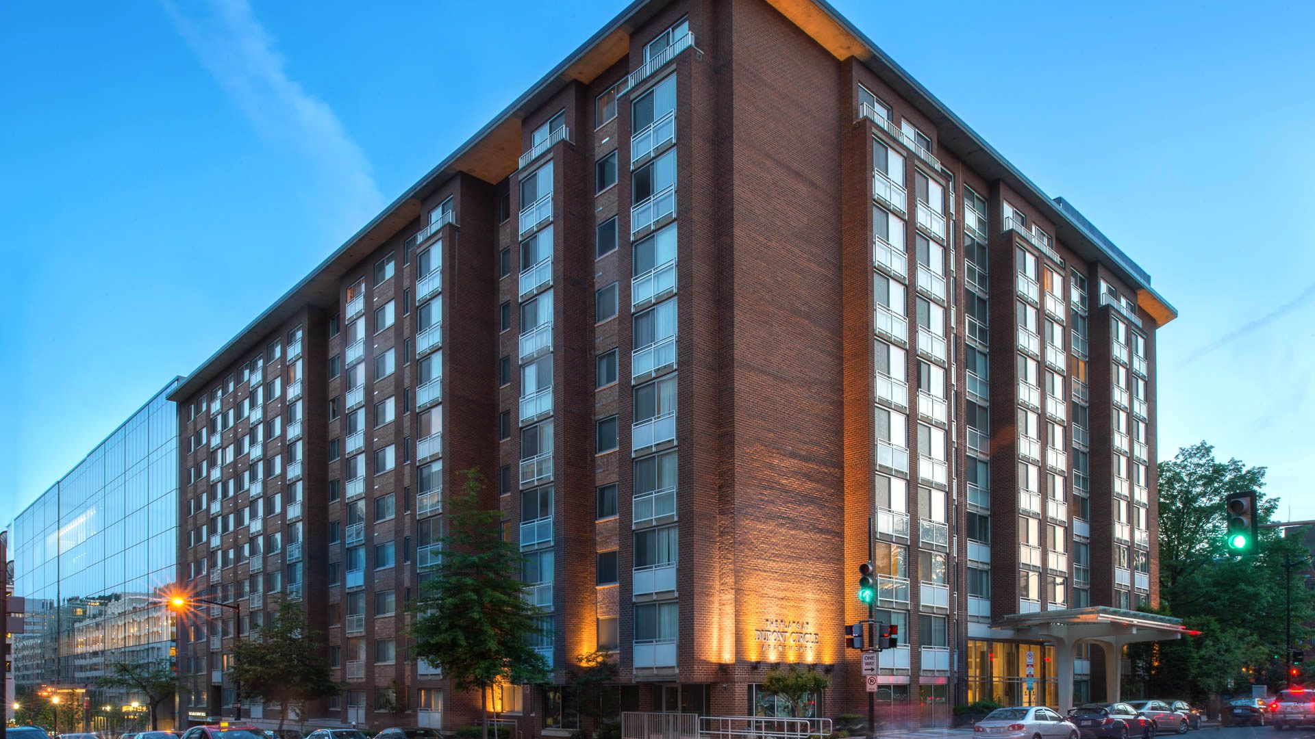 The Flats at Dupont Circle Apartments - Exterior