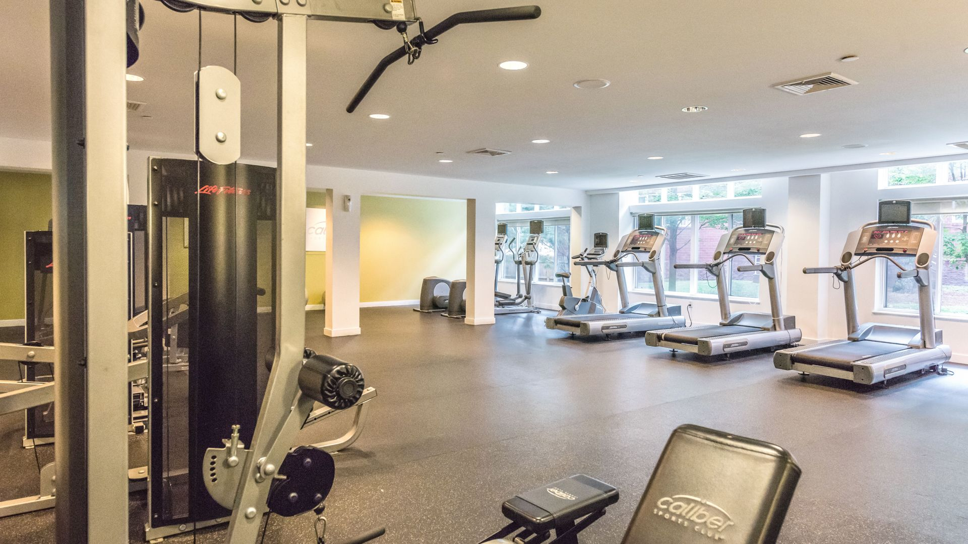 Watertown Square Apartments - Fitness Center