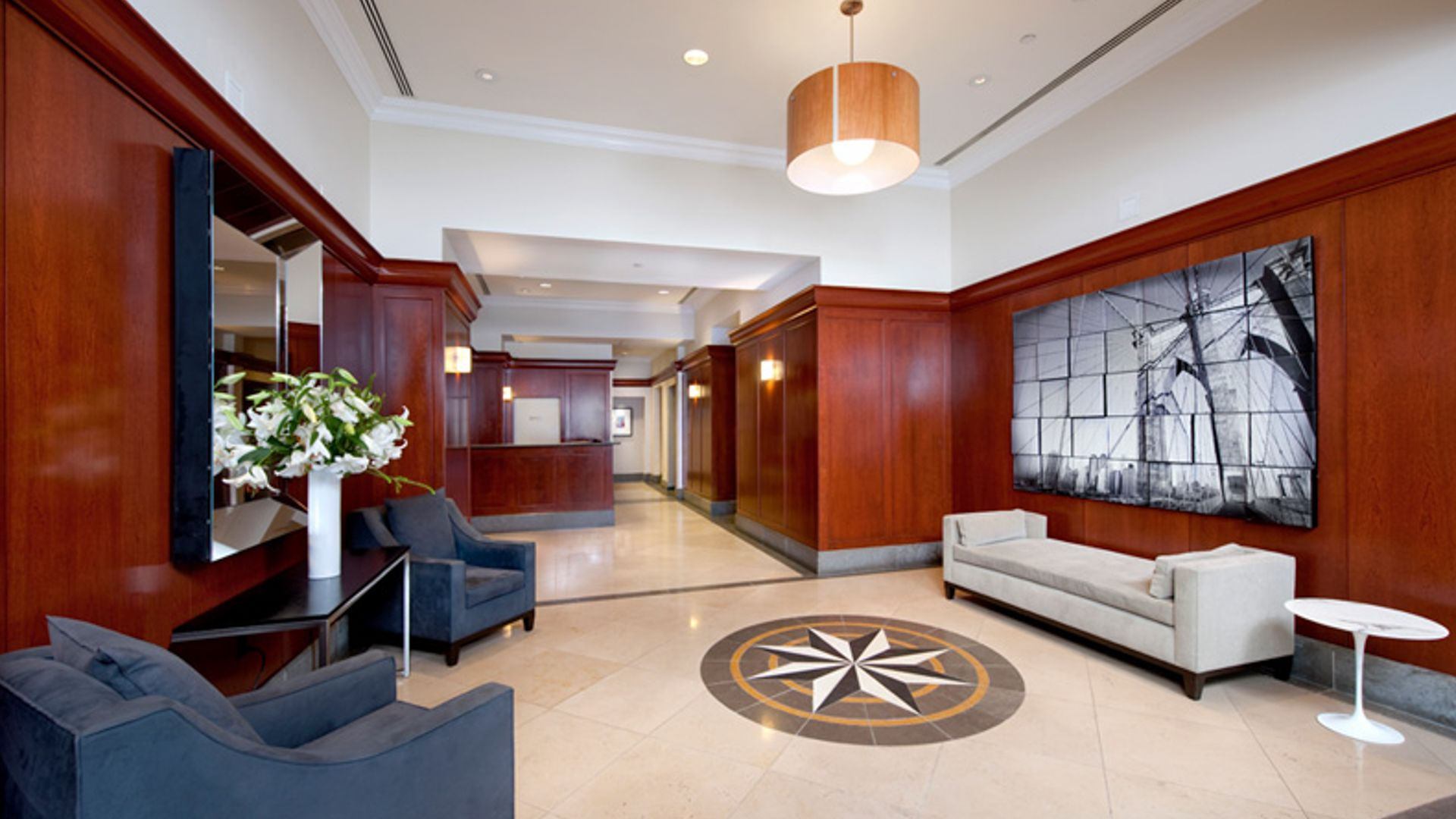 180 Montague Apartments - Lobby