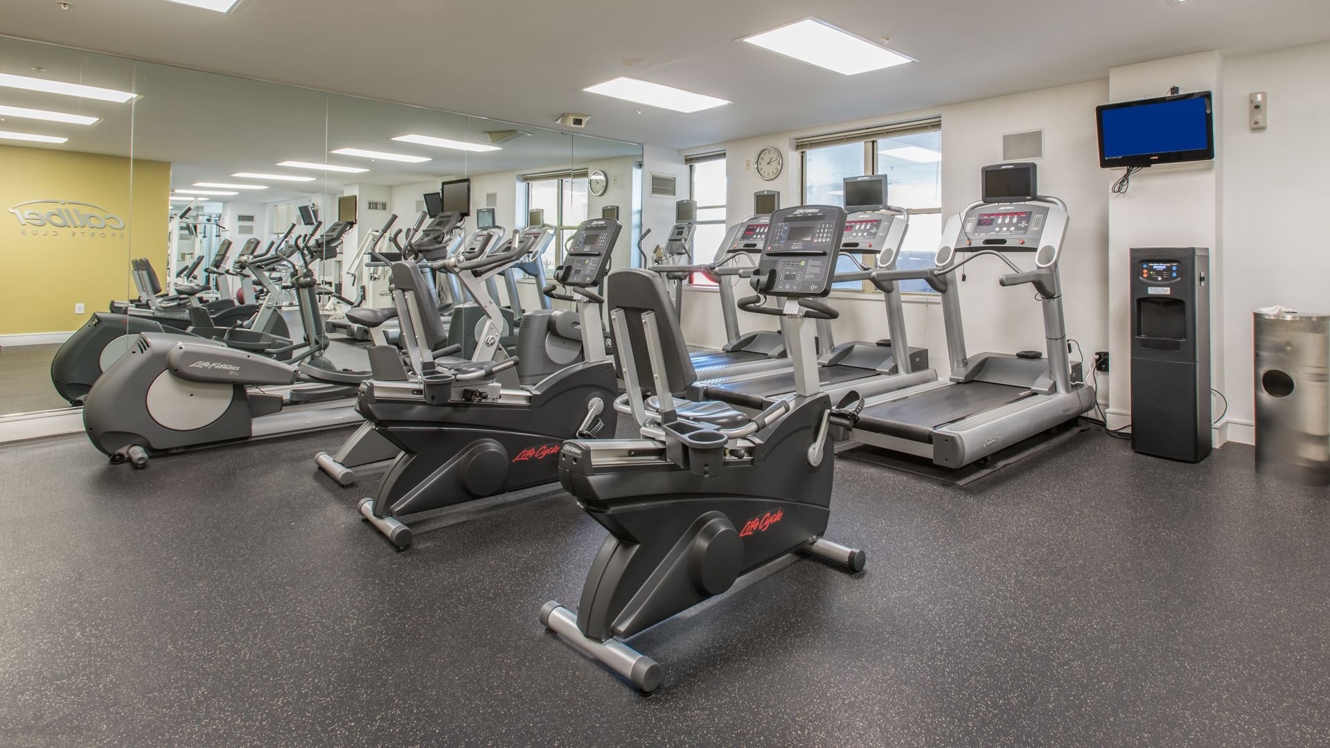 Cronins Landing Apartments - Fitness Center