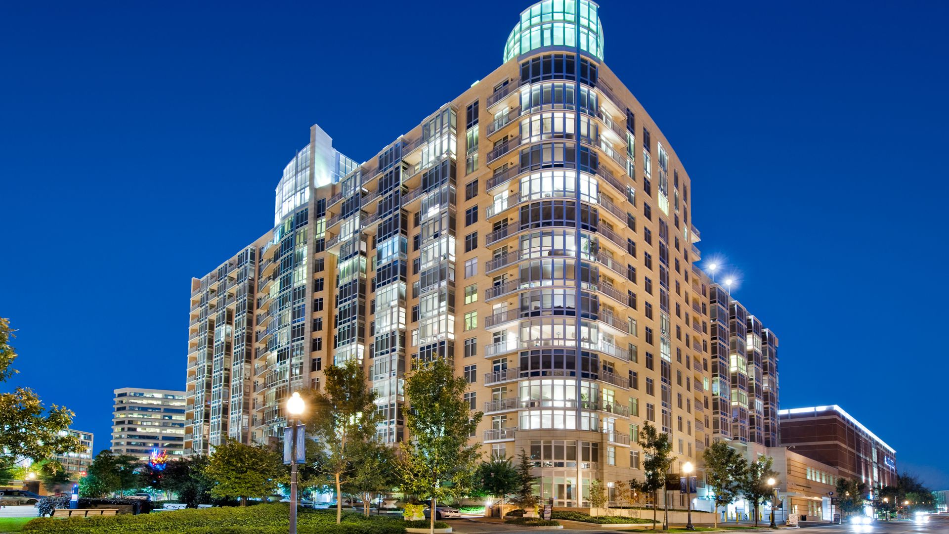 Wisconsin Place Apartments Chevy Chase Willard Ave - Chevy chase maryland apartments