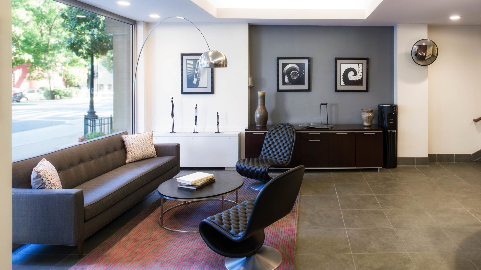 Corcoran House at Dupont Circle Apartments - Lobby