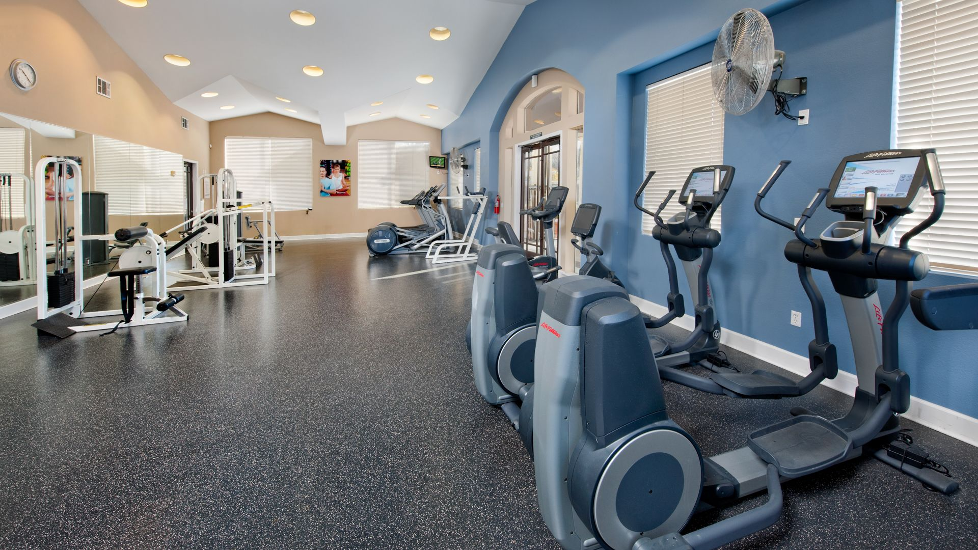 Fountains at Emerald Park Apartments - Fitness Center