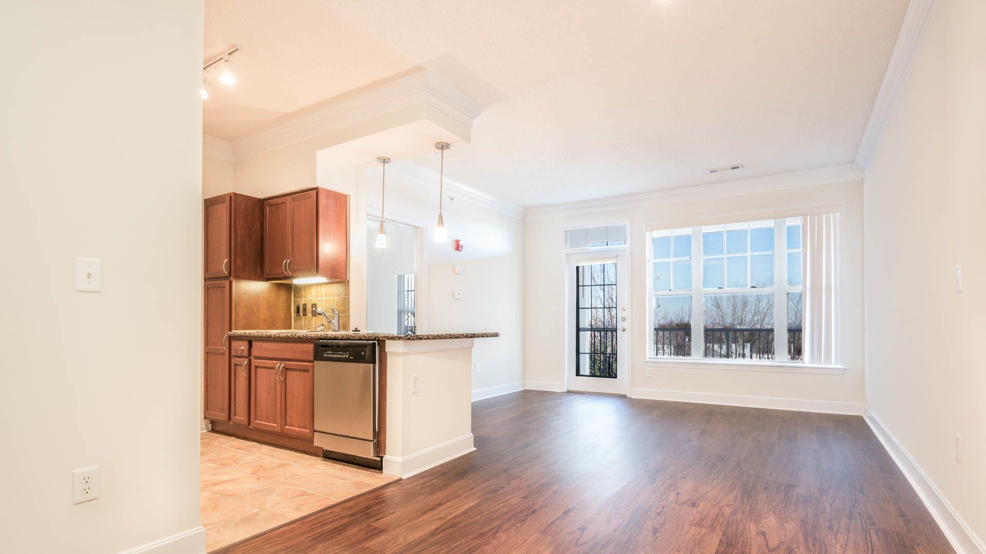 Quarry Hills Apartments - Living Room