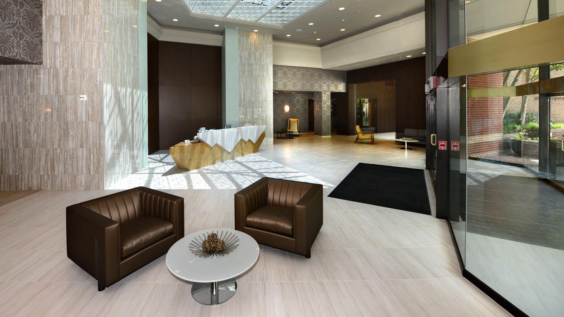 Water Park Towers Apartments Crystal Drive Arlington Va