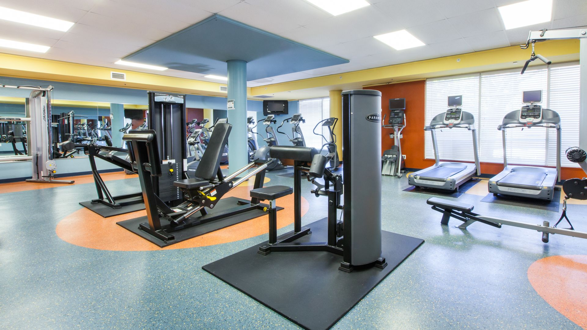 Artistry Emeryville Apartments - Fitness Center