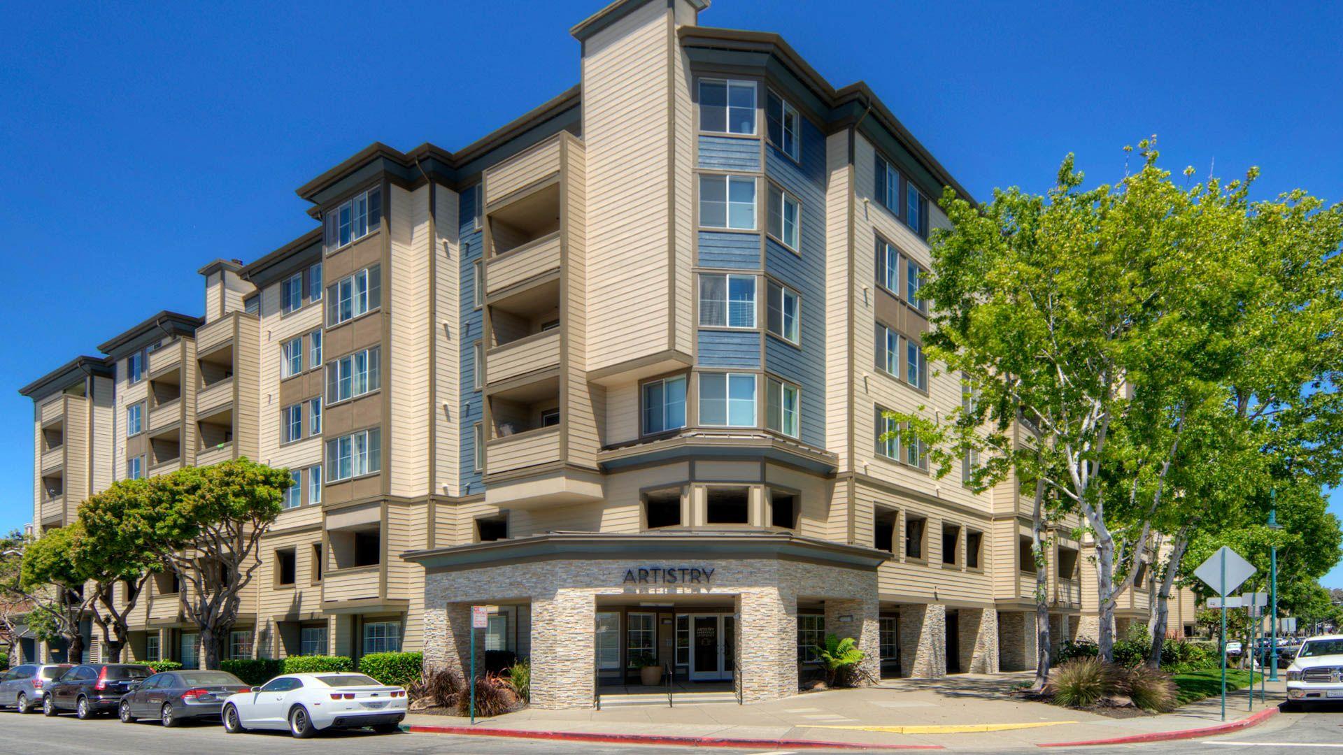 Artistry Emeryville Apartments - Exterior