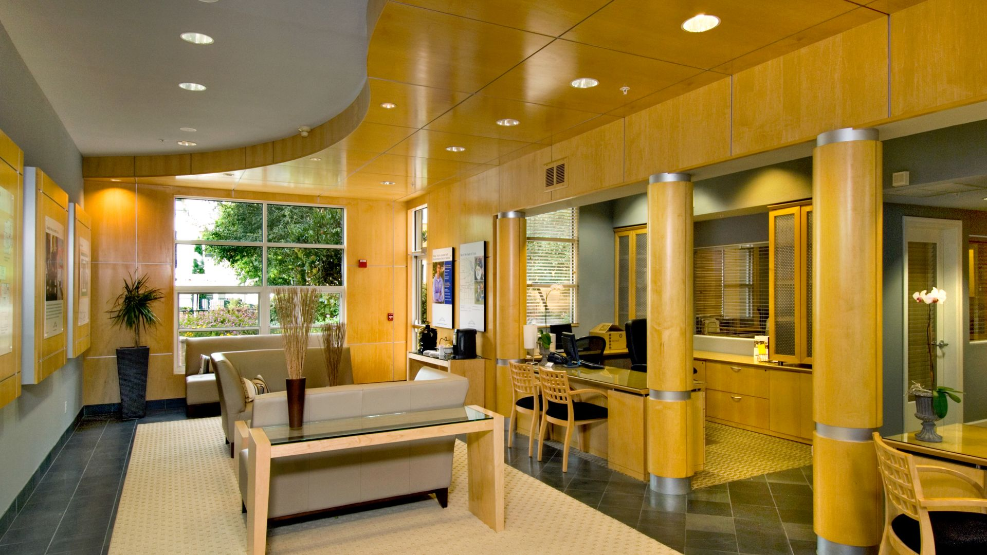 City Gate at Cupertino Apartments - Lobby