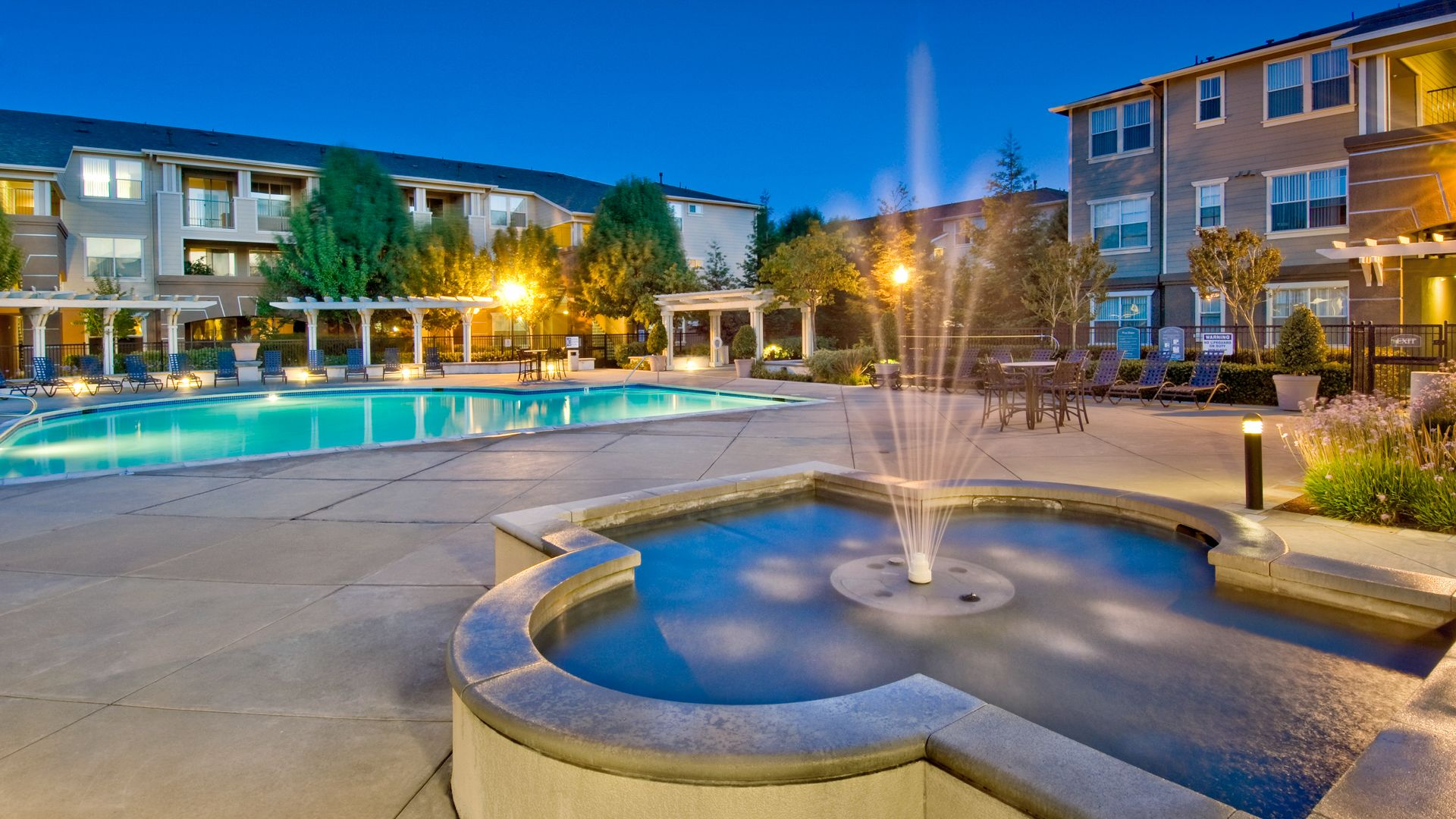 Park Hacienda Apartments Pleasanton Ca