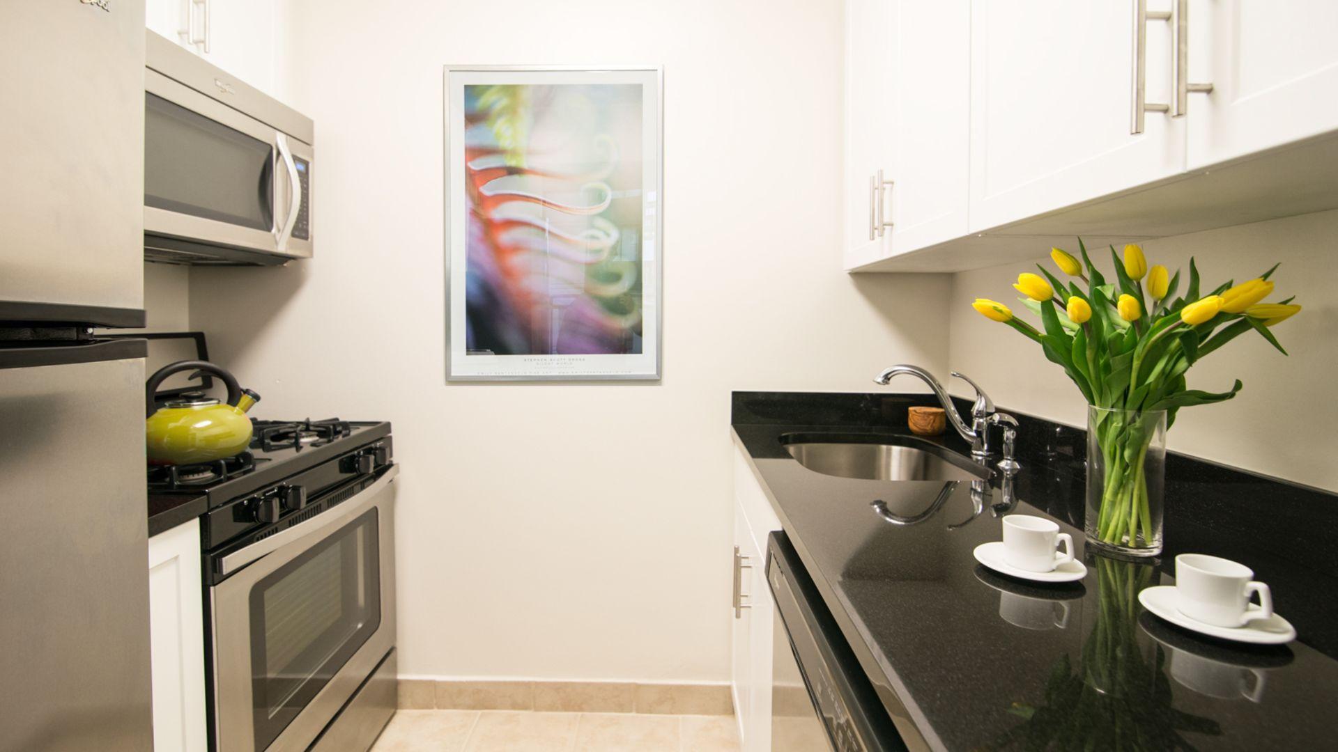 The Westmont Aparments - Kitchen