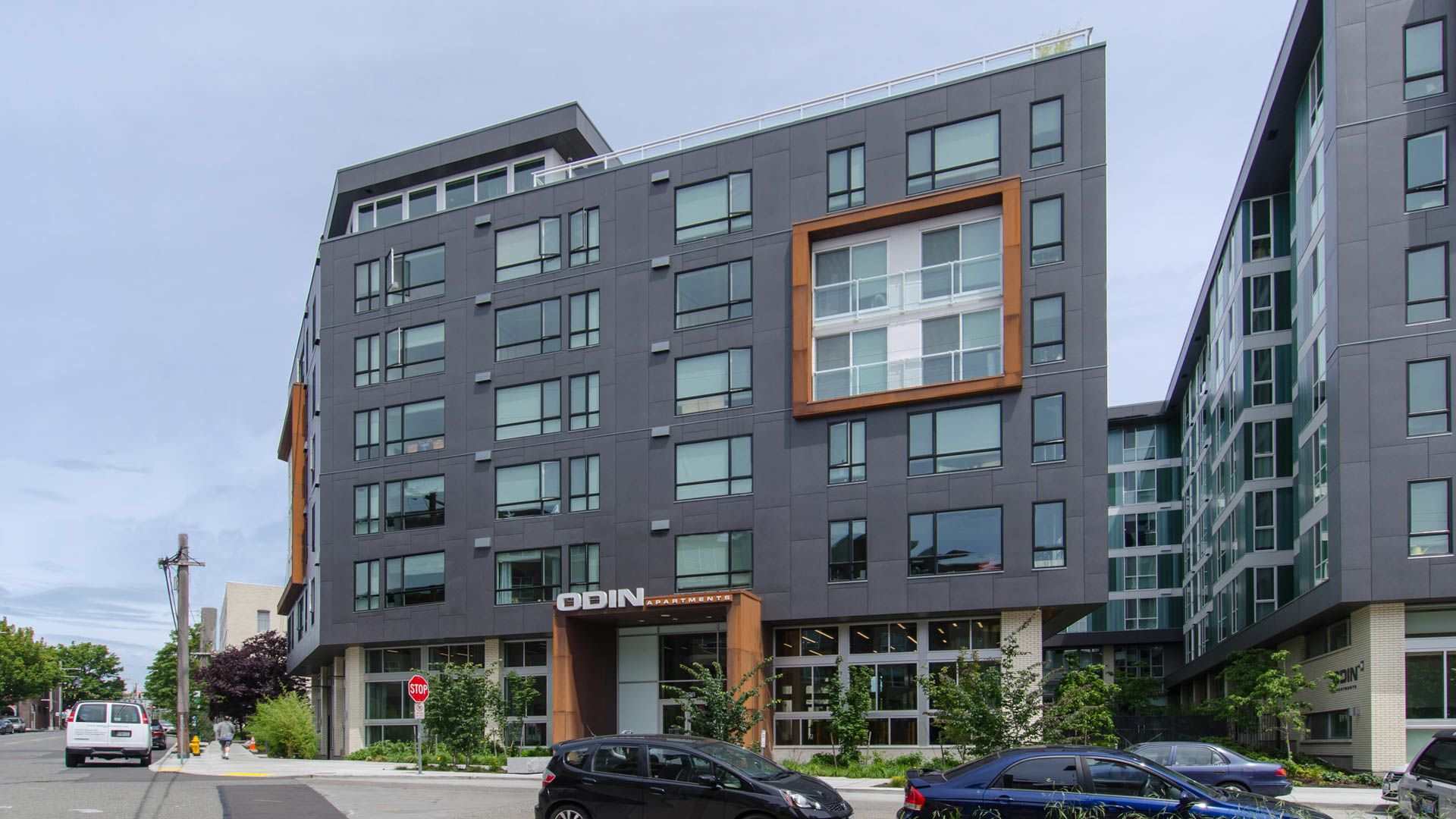 Odin Apartments In Ballard Seattle Russell Ave Nw