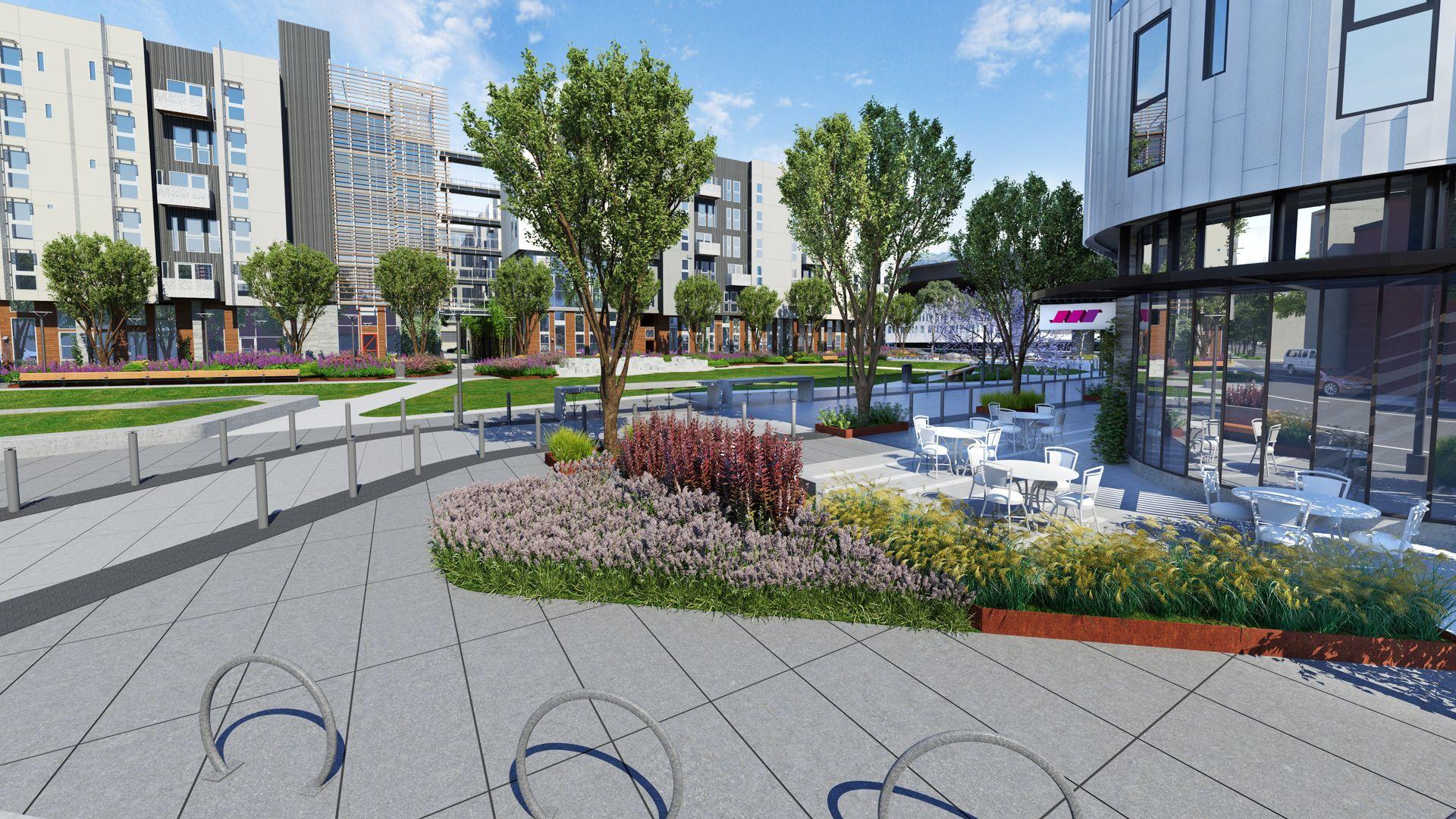Potrero 1010 Apartments - Daggett Park
