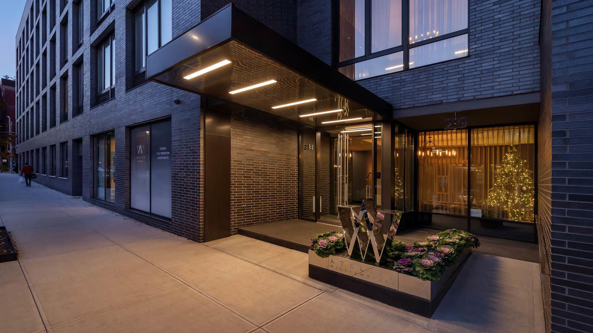 Atelier Apartments - Exterior