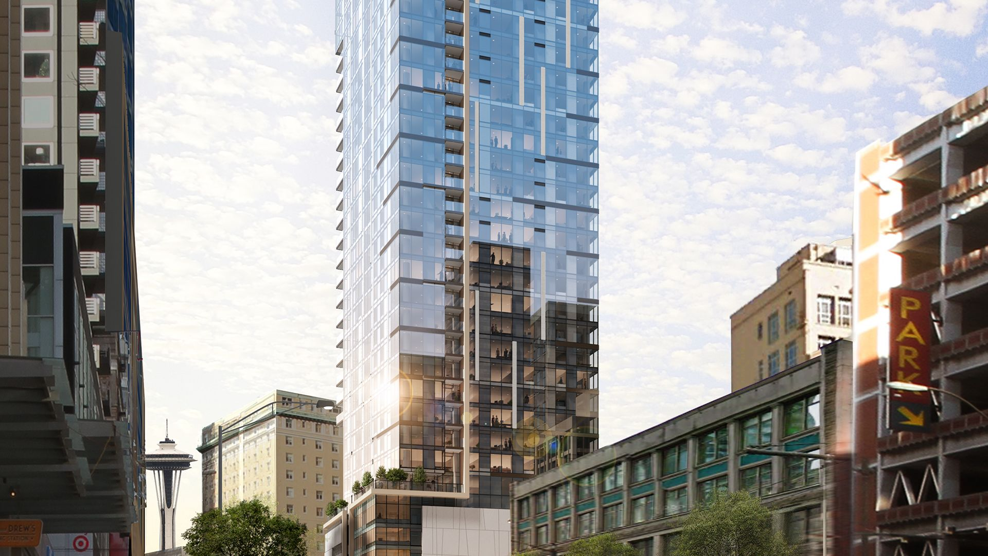 Helios Apartments Now Leasing In Downtown Seattle