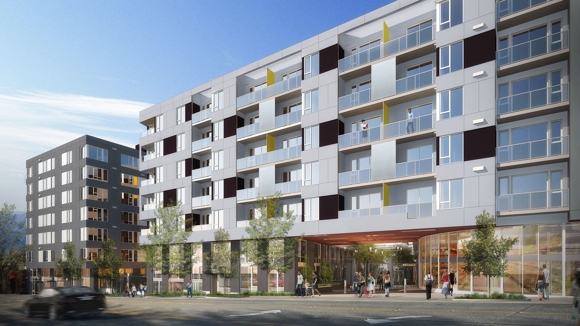 Apartment Buildings In Seattle cascade apartments in south lake union - now leasing