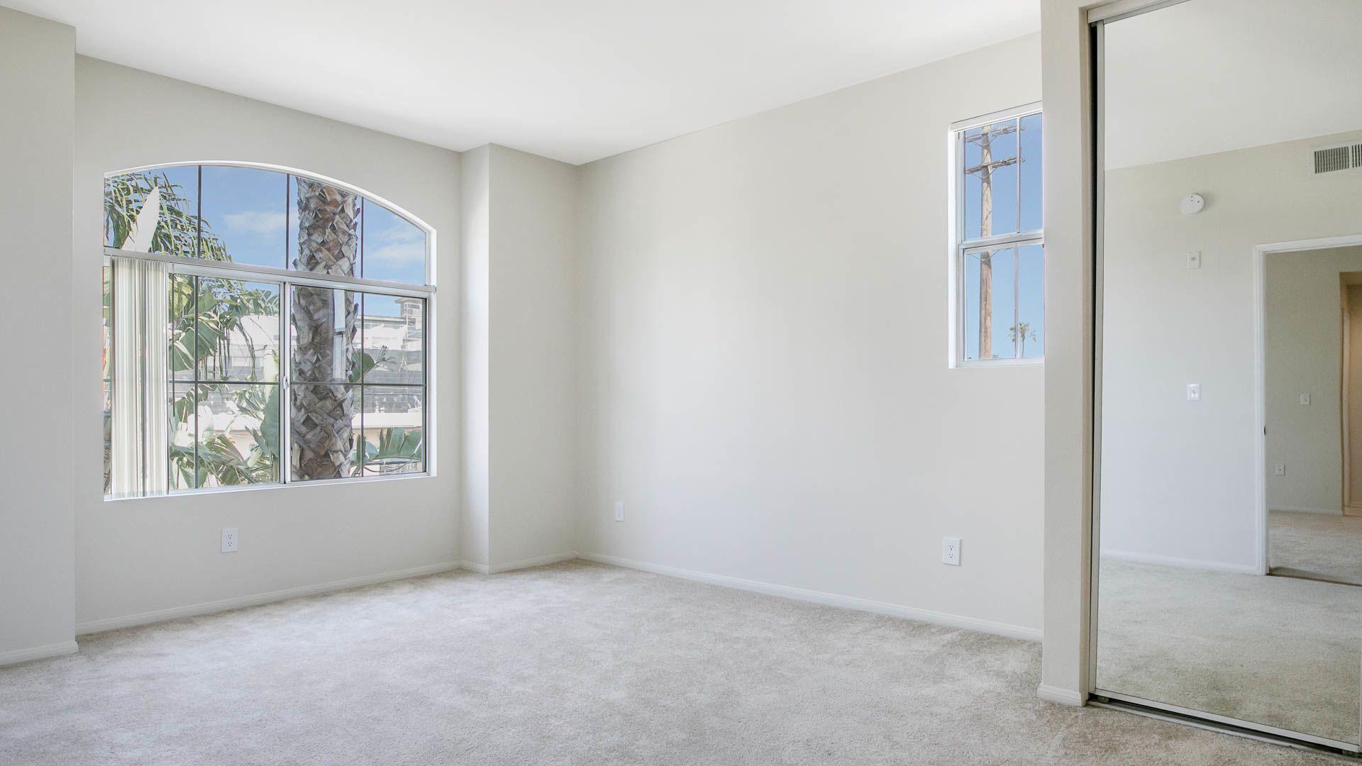 Westside on Bundy Apartments - Bedroom
