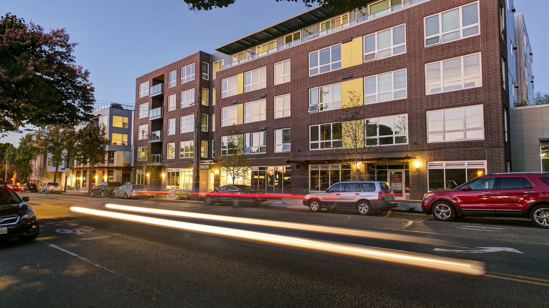 Springline Apartments - Exterior