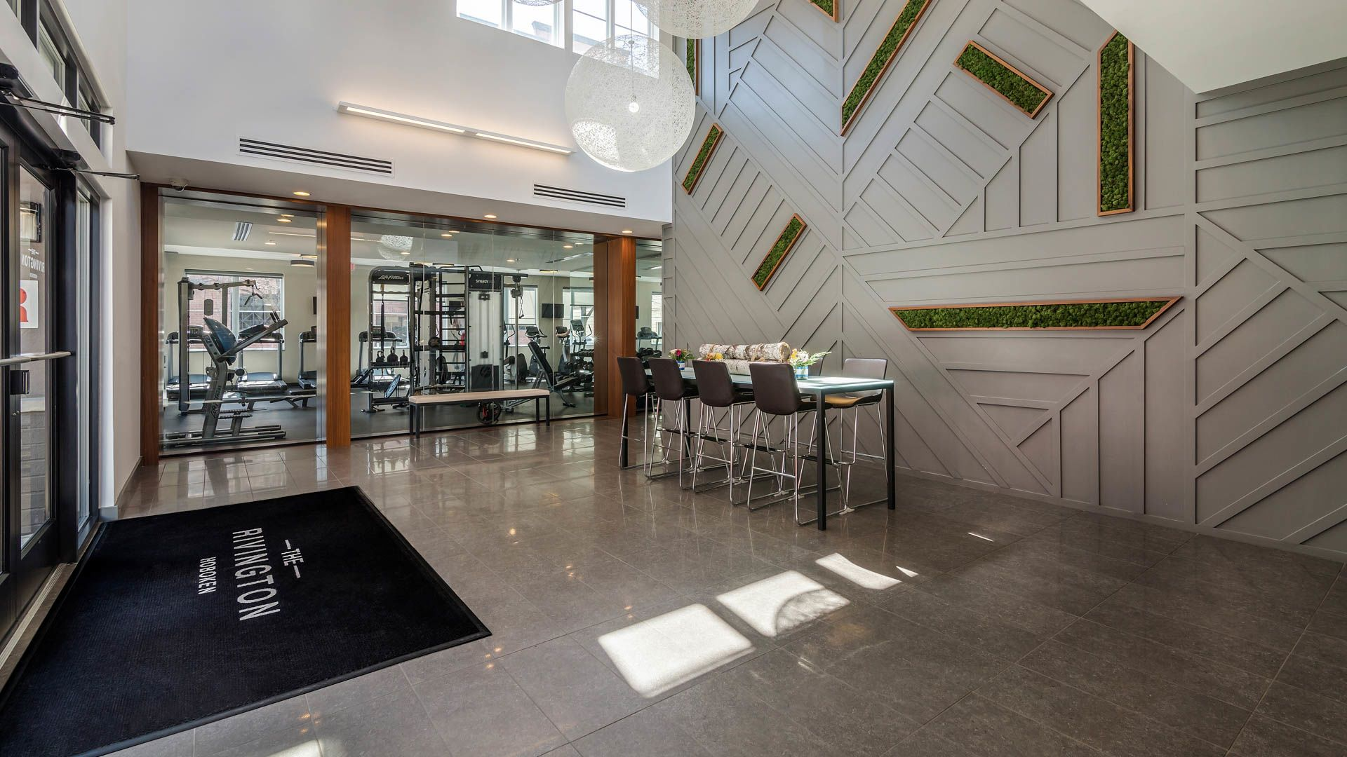 The Rivington Apartments - Lobby