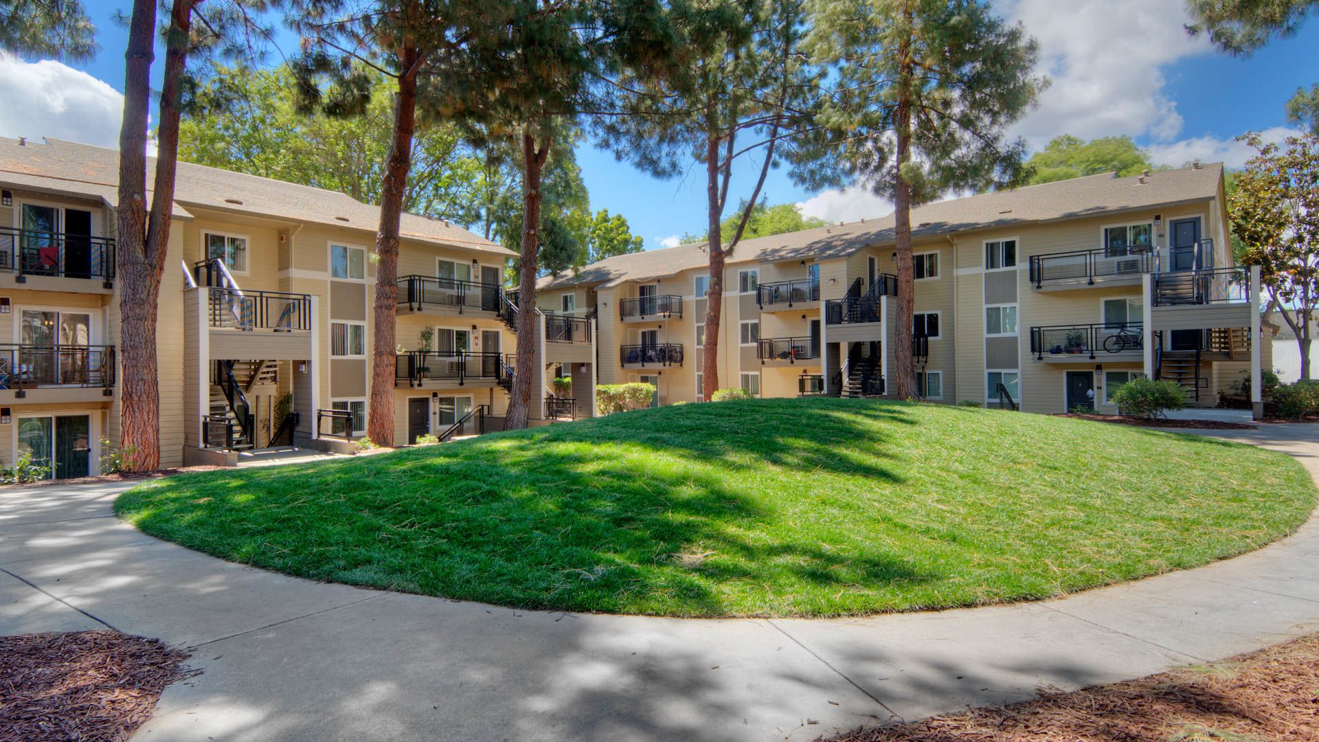 Arbor Terrace Apartments   Exterior Arbor Terrace Apartments   Exterior ...