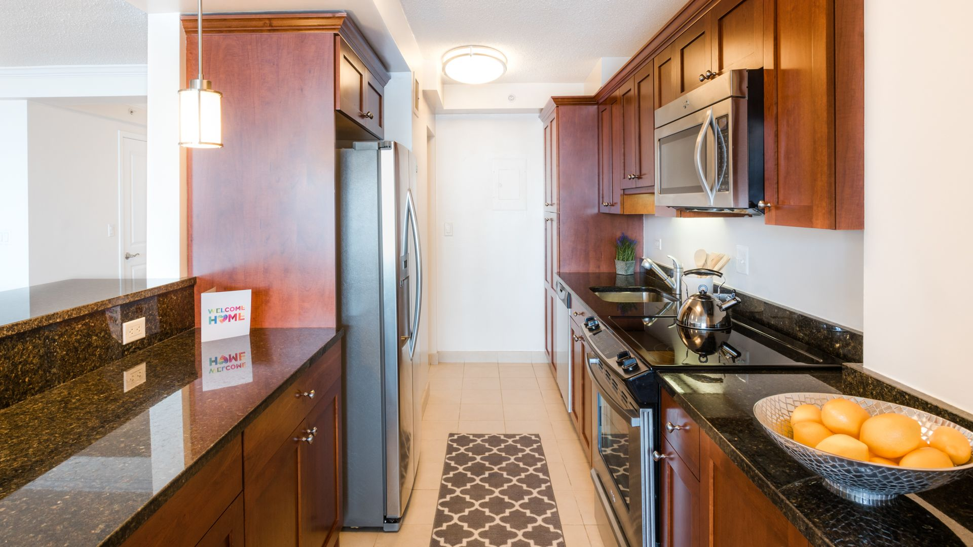 The Towers at Longfellow Apartments - Kitchen 3510