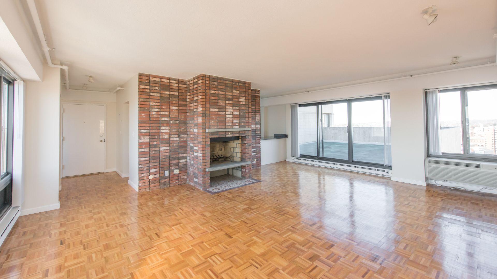 929 Mass - Living Room