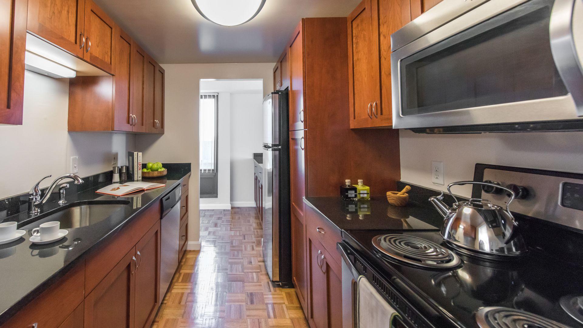 929 Mass - Kitchen
