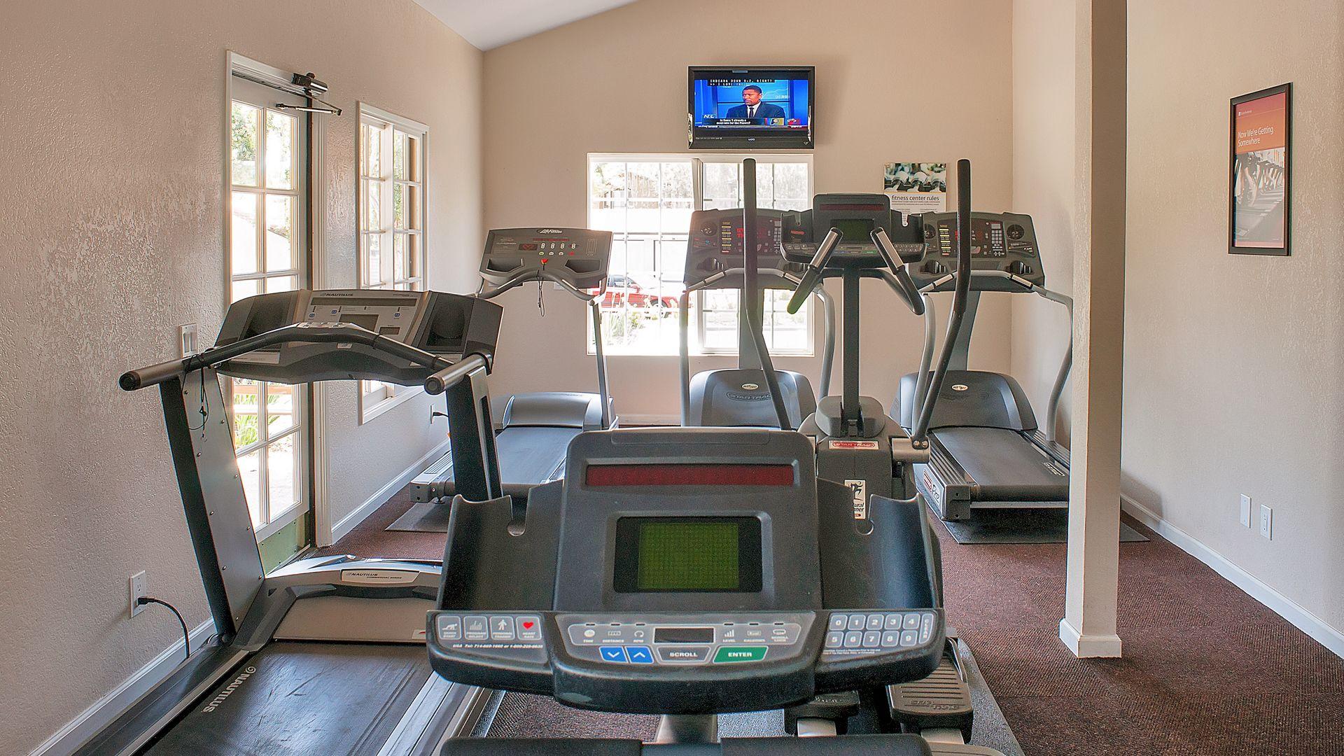 Siena Terrace Apartments - Fitness Center