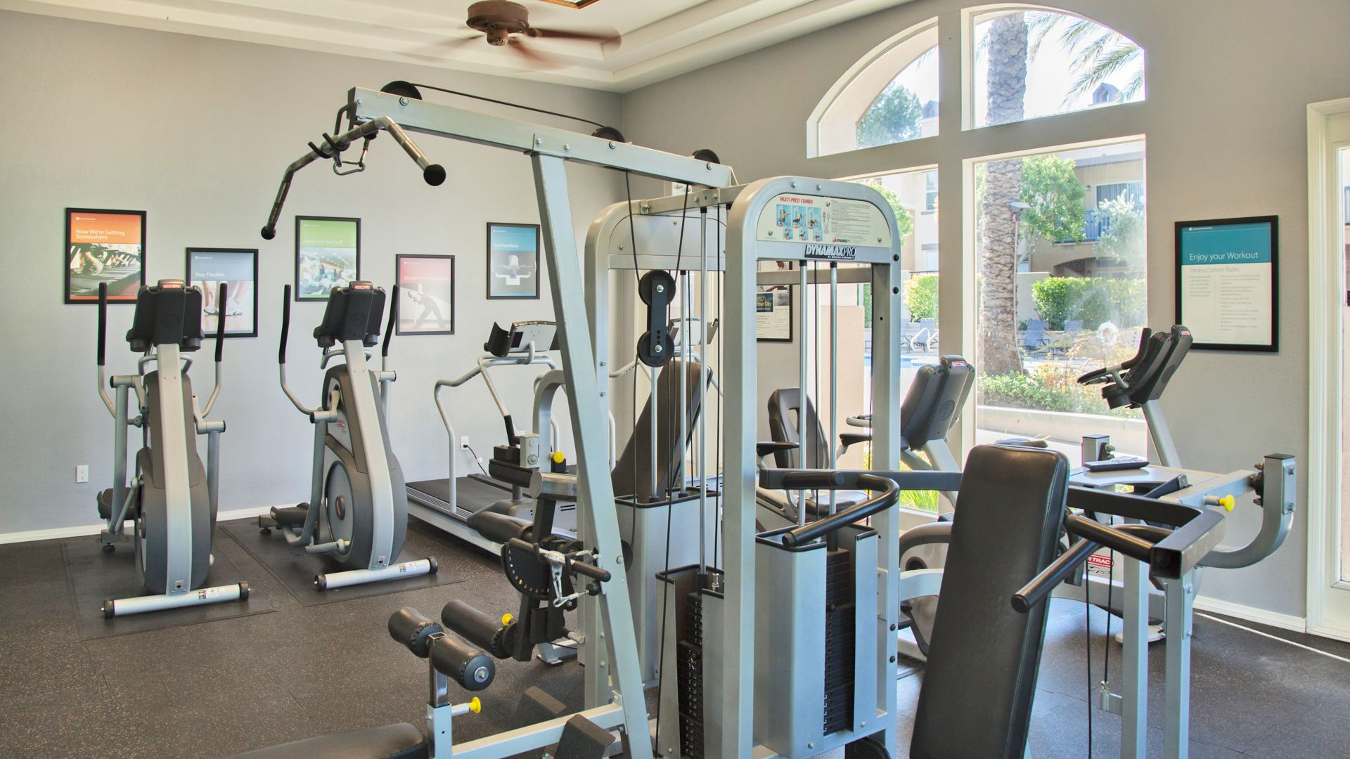 Skyview Apartments - Fitness Center