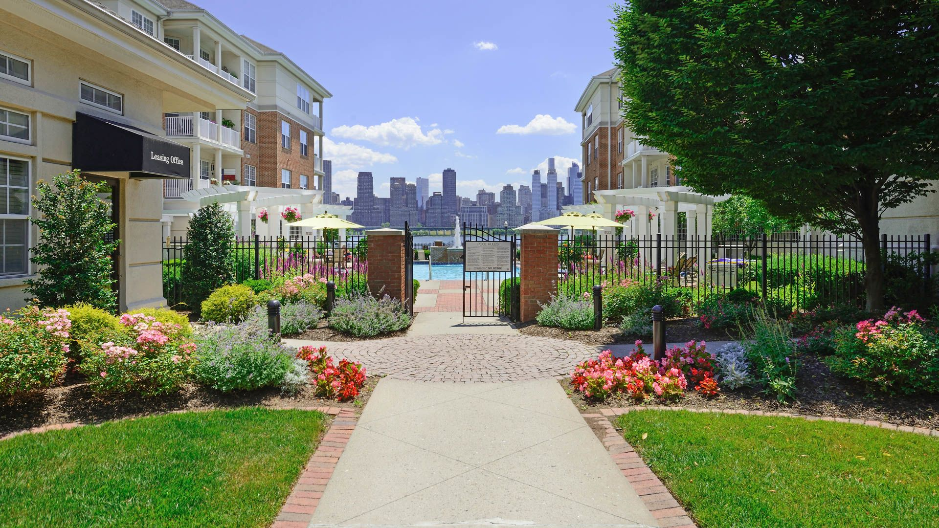 The Landings at Port Imperial Apartments