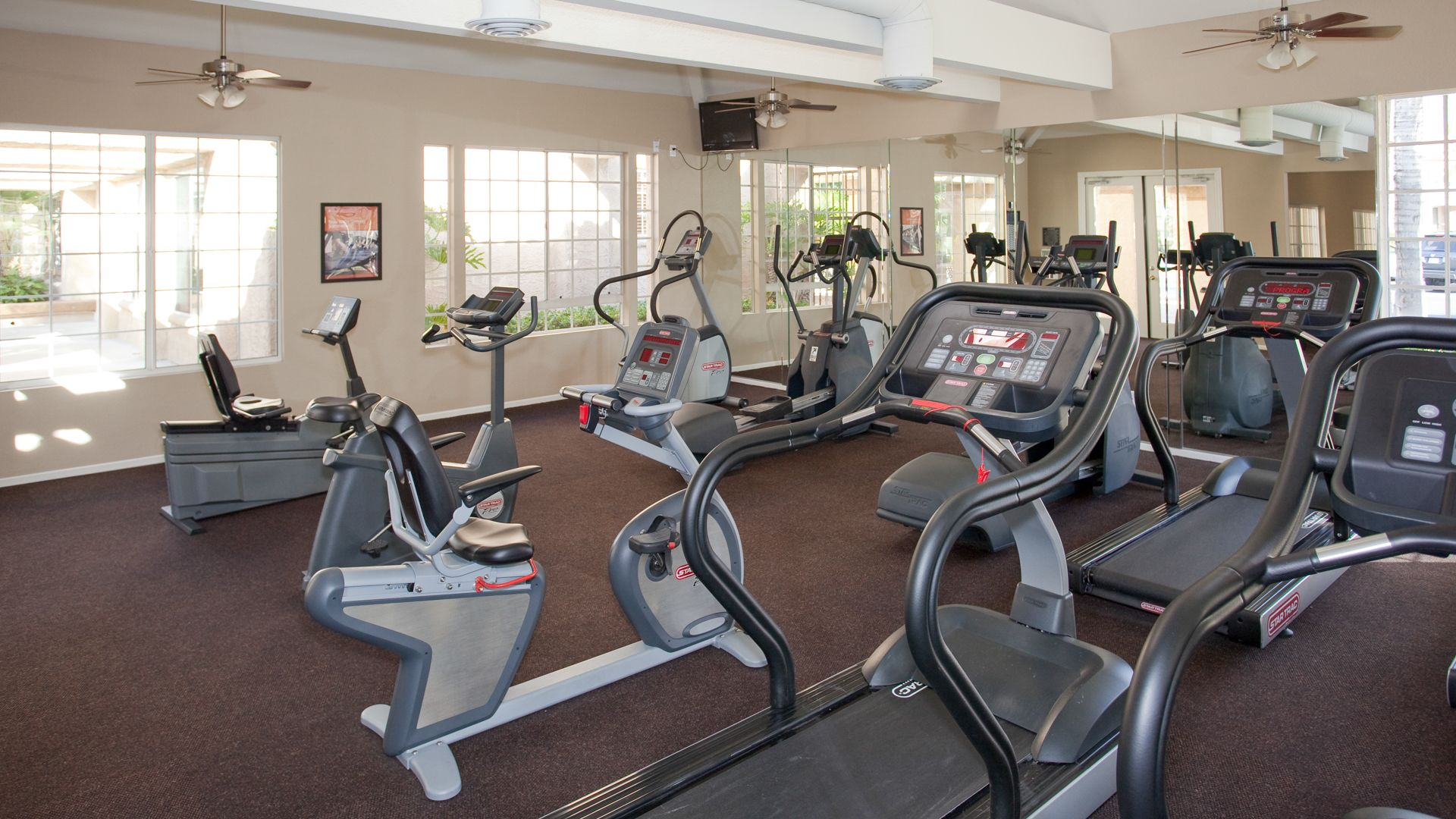 Vista Del Lago Apartments - Fitness Center