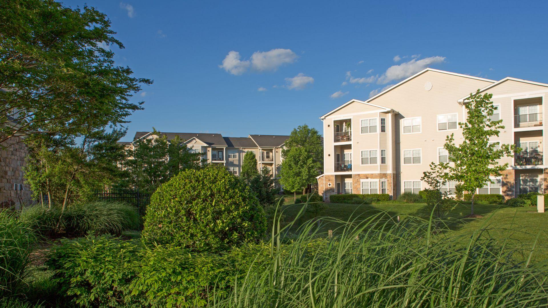 The Reserve at Fairfax Corner Apartments - Exterior