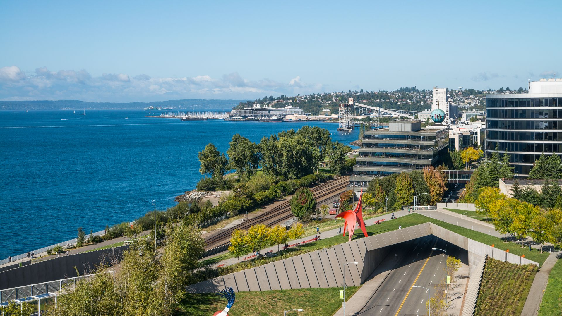 Olympus Apartments - Views
