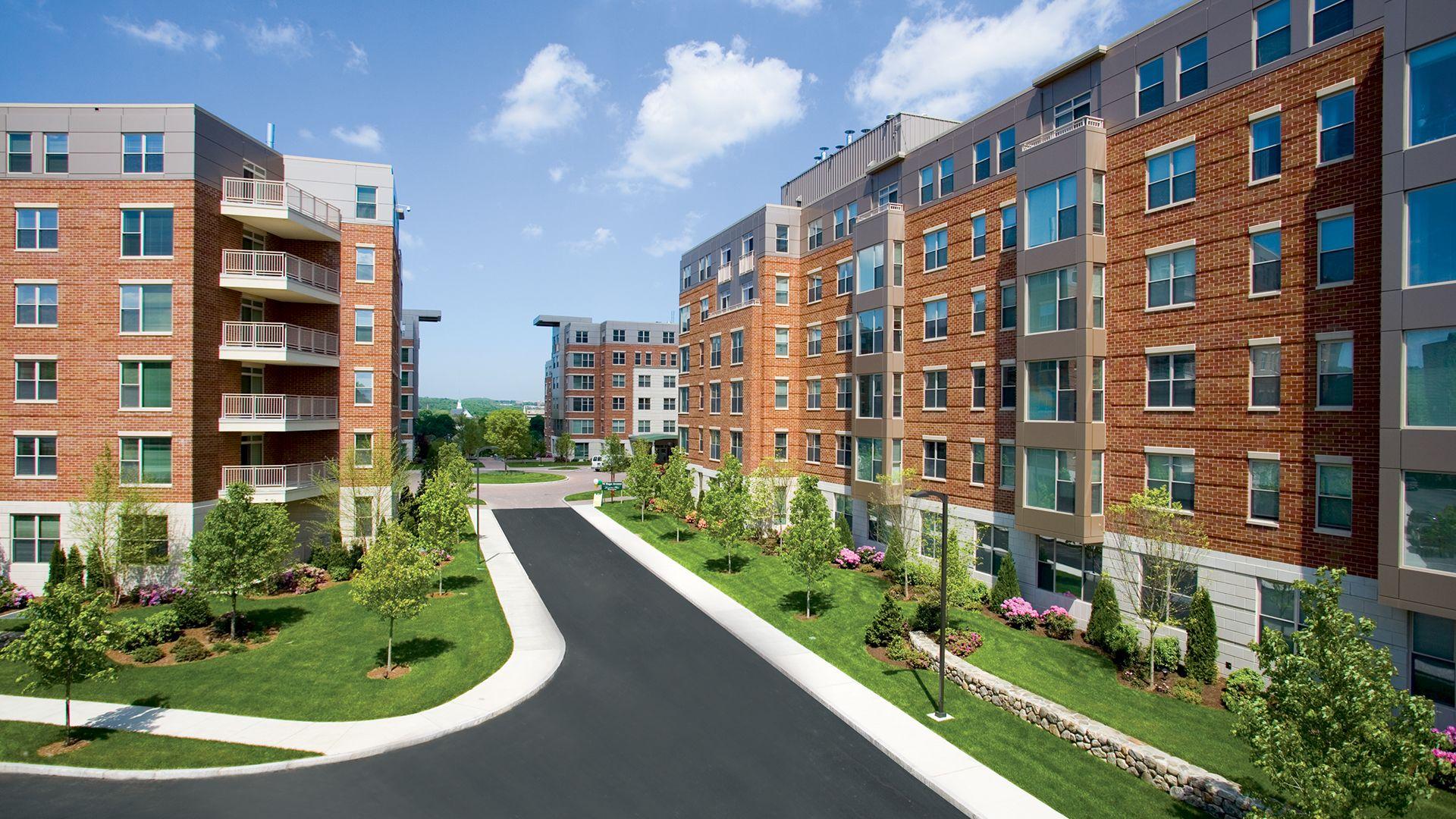 Longview Place Apartments - Building