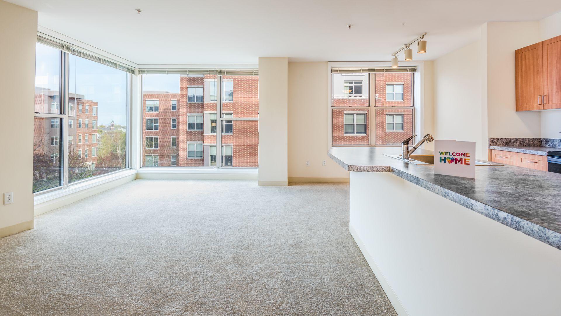 Longview Place Apartments - Living Room