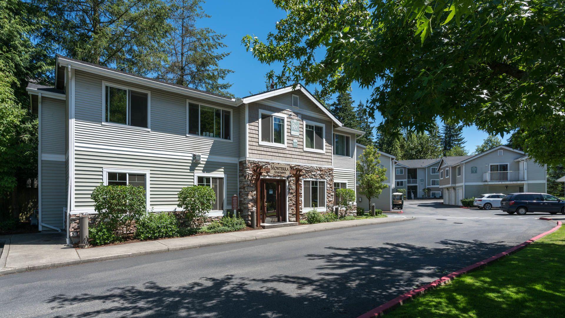 Monterra in Mill Creek Apartments - Exterior