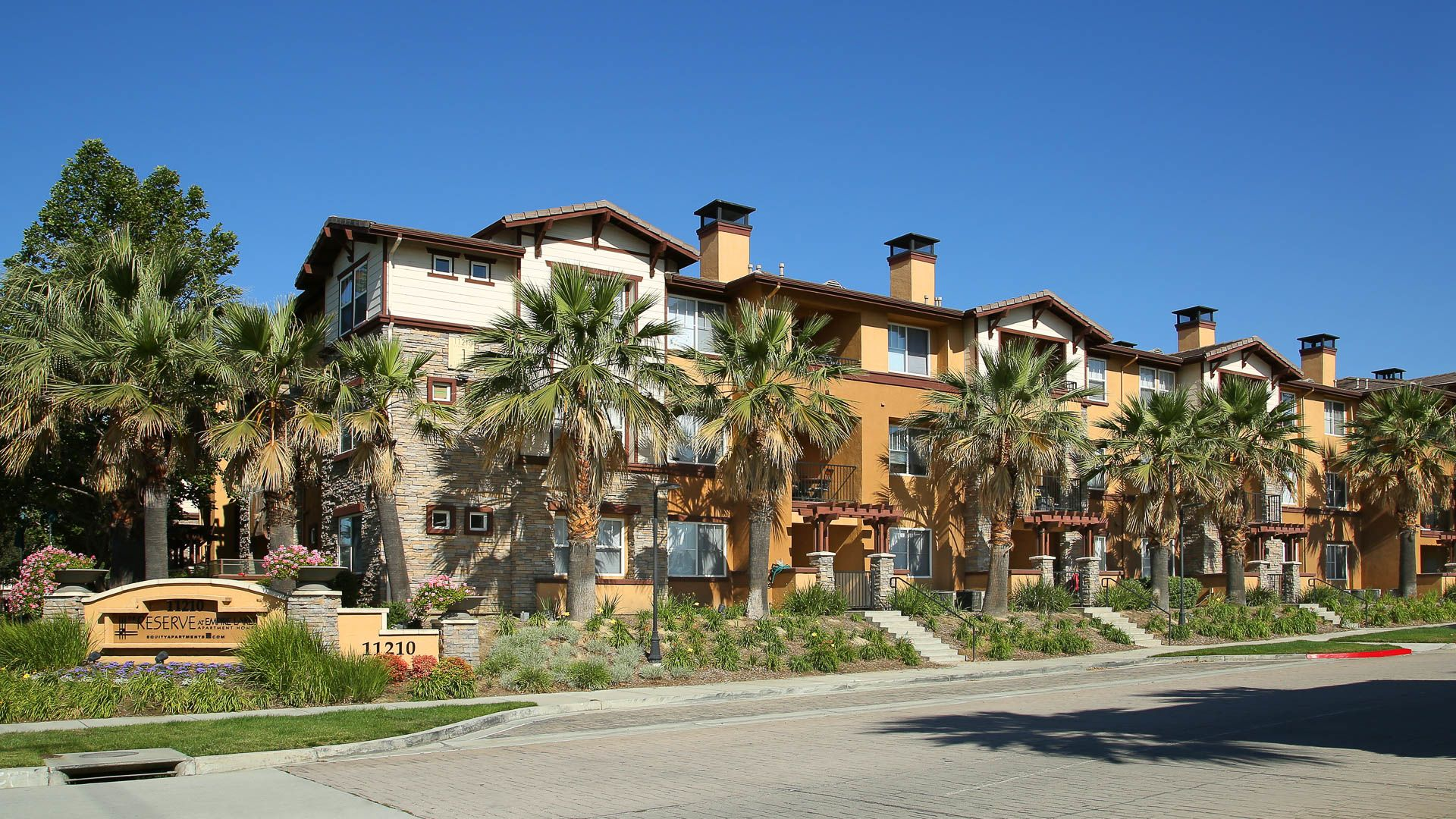 The Reserve at Empire Lakes Apartments - Exterior