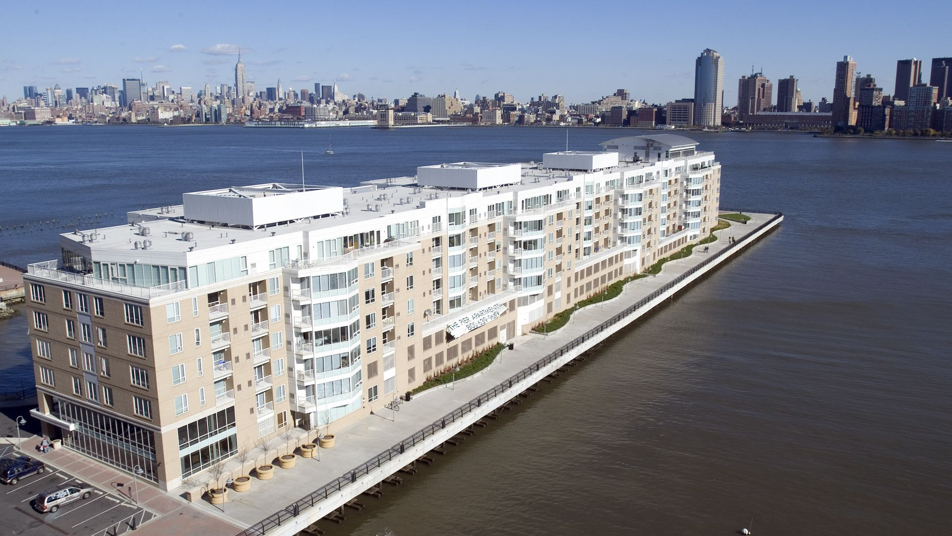 The Pier Apartments - Exterior