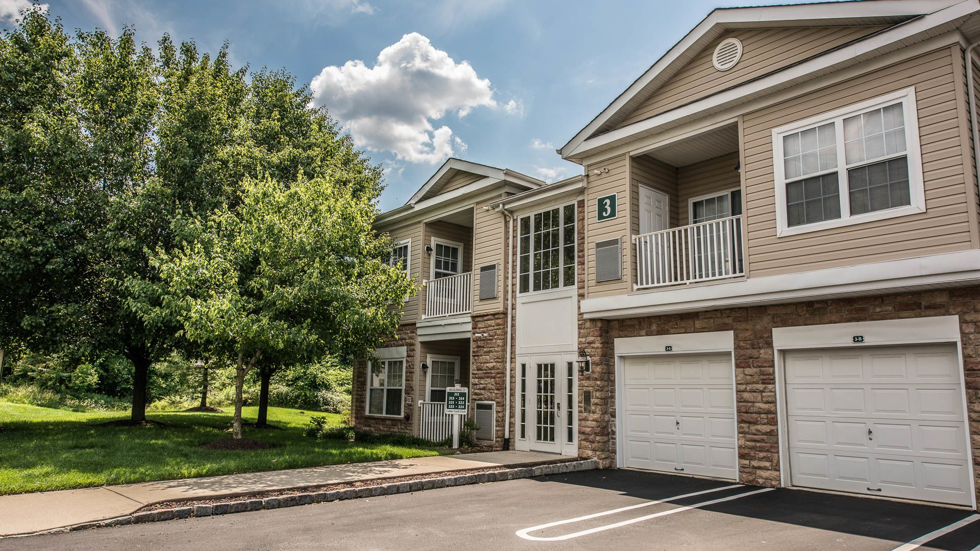Highlands at Cherry Hill Apartments - Exterior