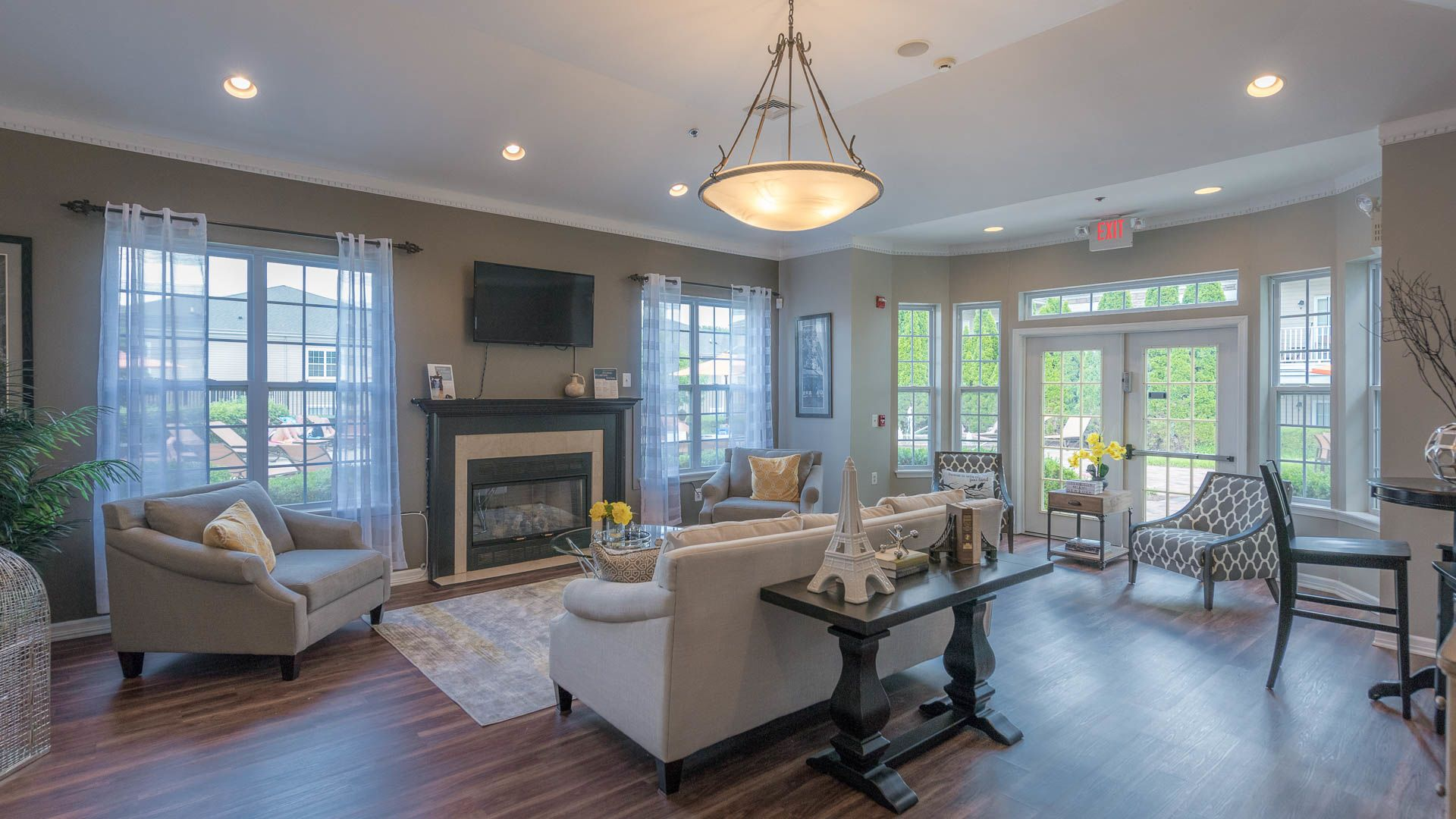 Highlands at Cherry Hill Apartments - Clubhouse
