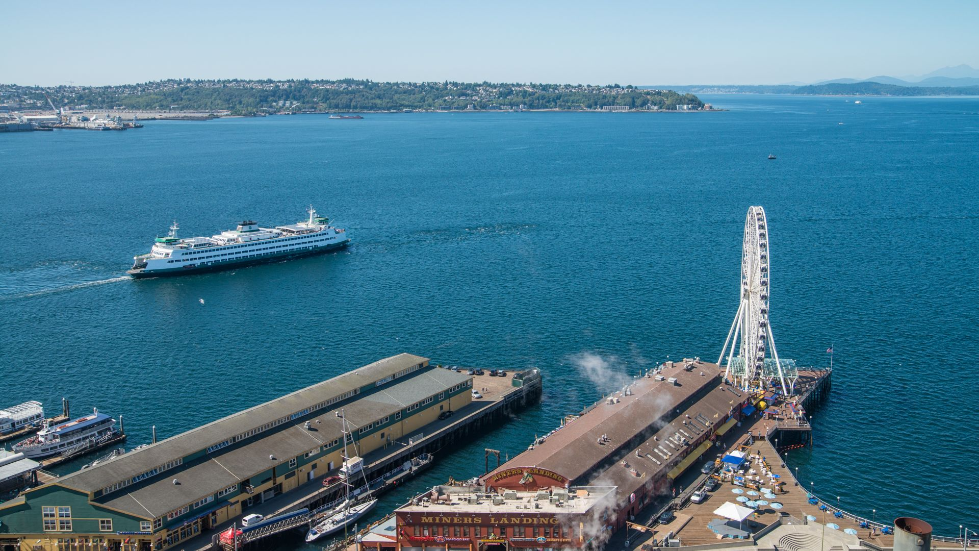 Harbor Steps Apartments - Views