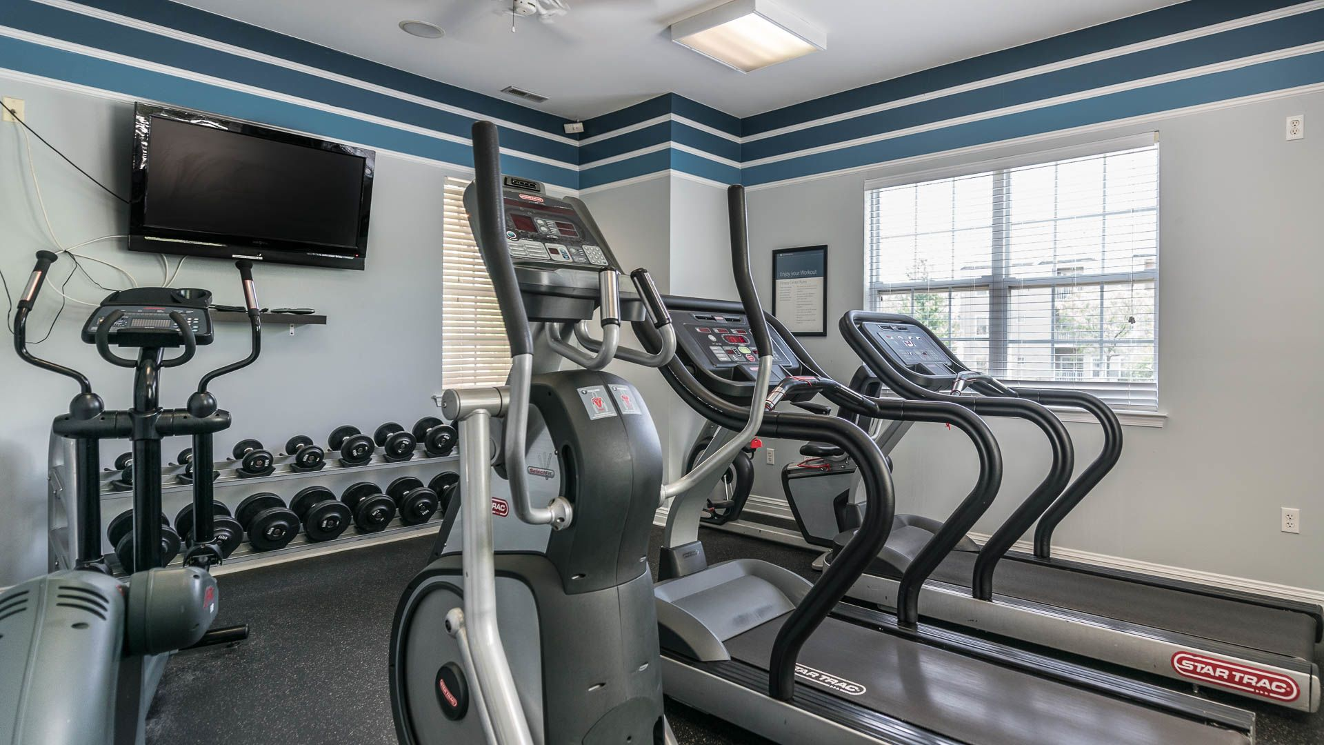 The Highlands at South Plainfield Apartments - Fitness Center