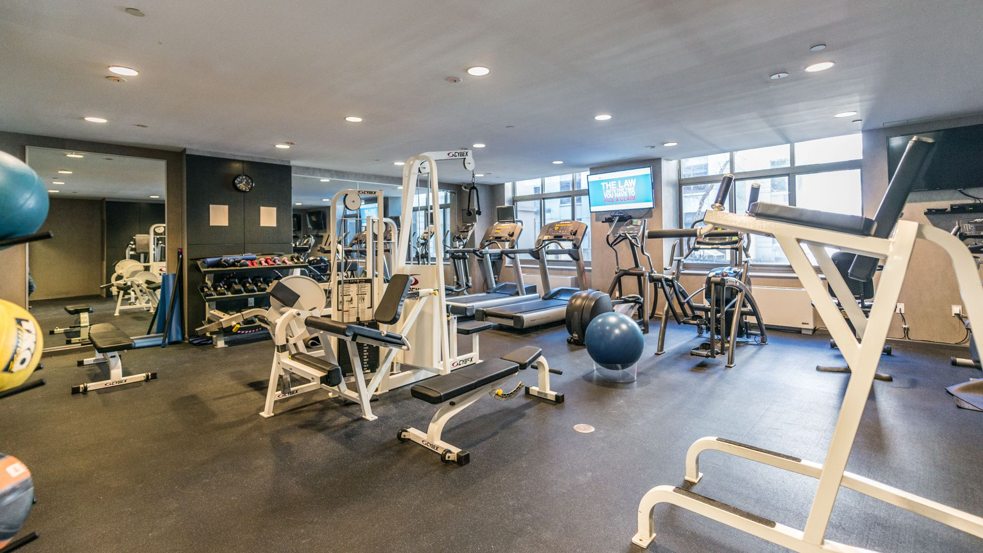 600 Washington Apartments - Fitness Center