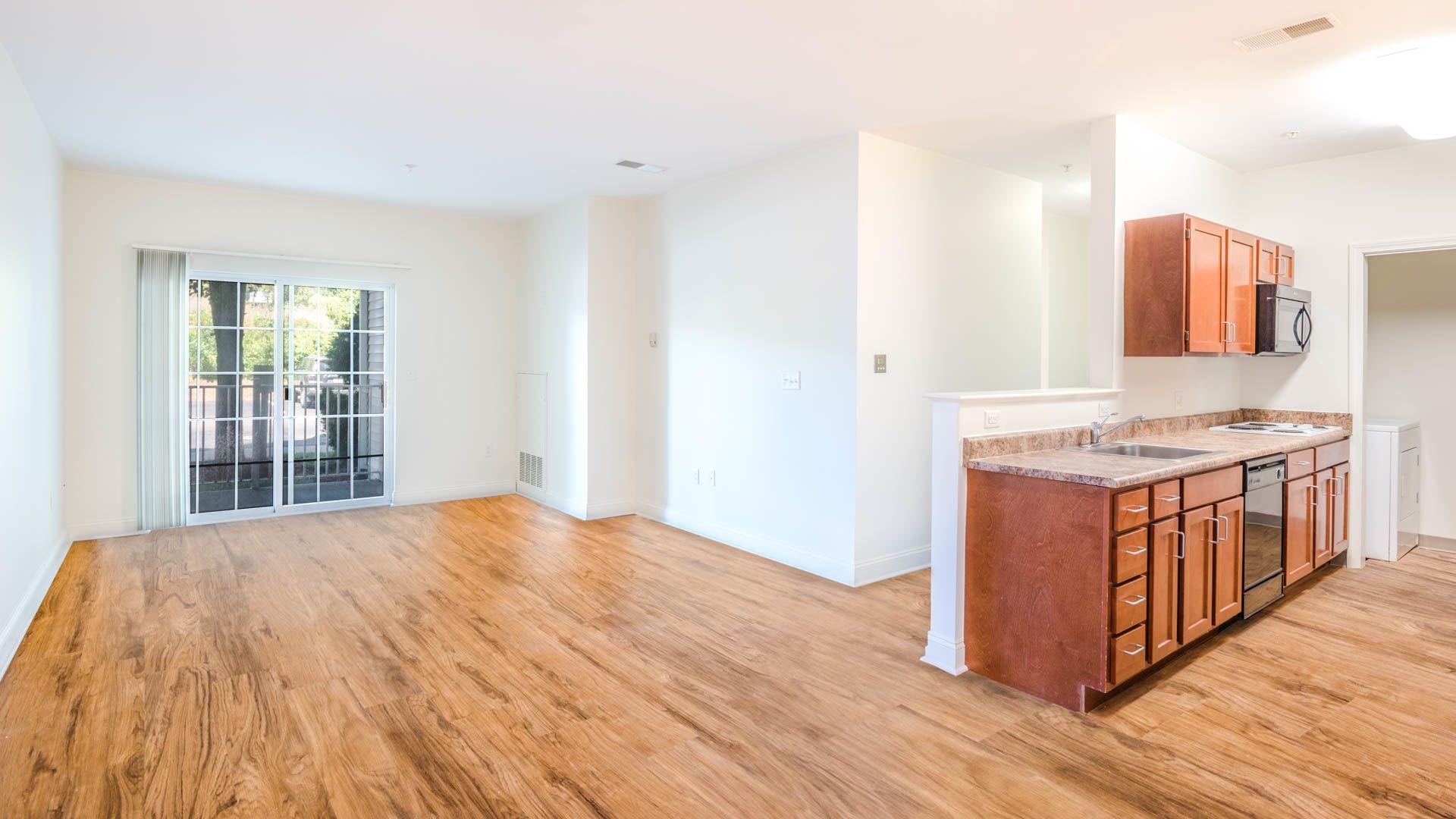 Heritage at Stone Ridge Apartments - Living Room